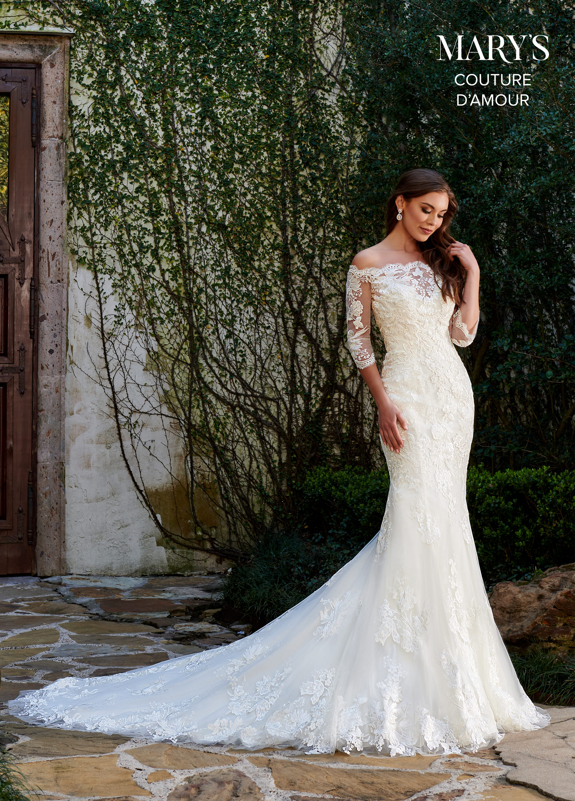 Couture Damour Bridal Dresses | Couture d'Amour | Style - MB4106
