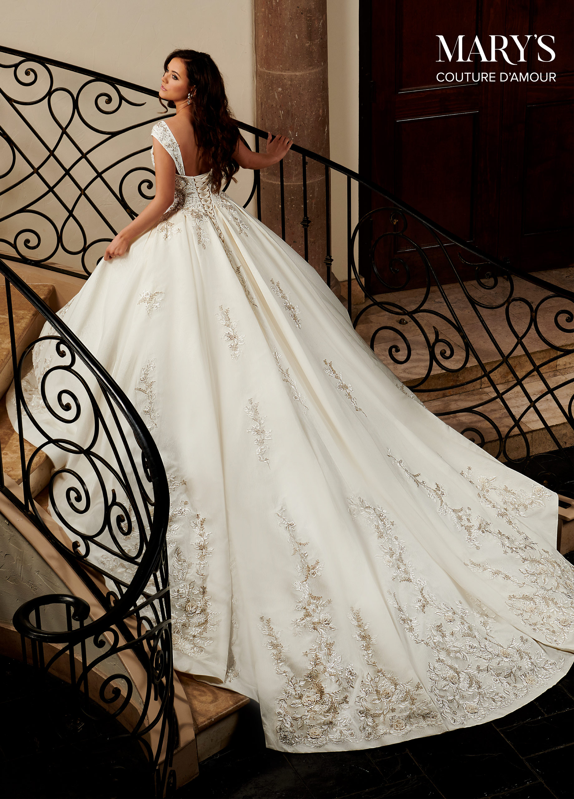 Couture Damour Bridal Dresses | Couture d'Amour | Style - MB4107