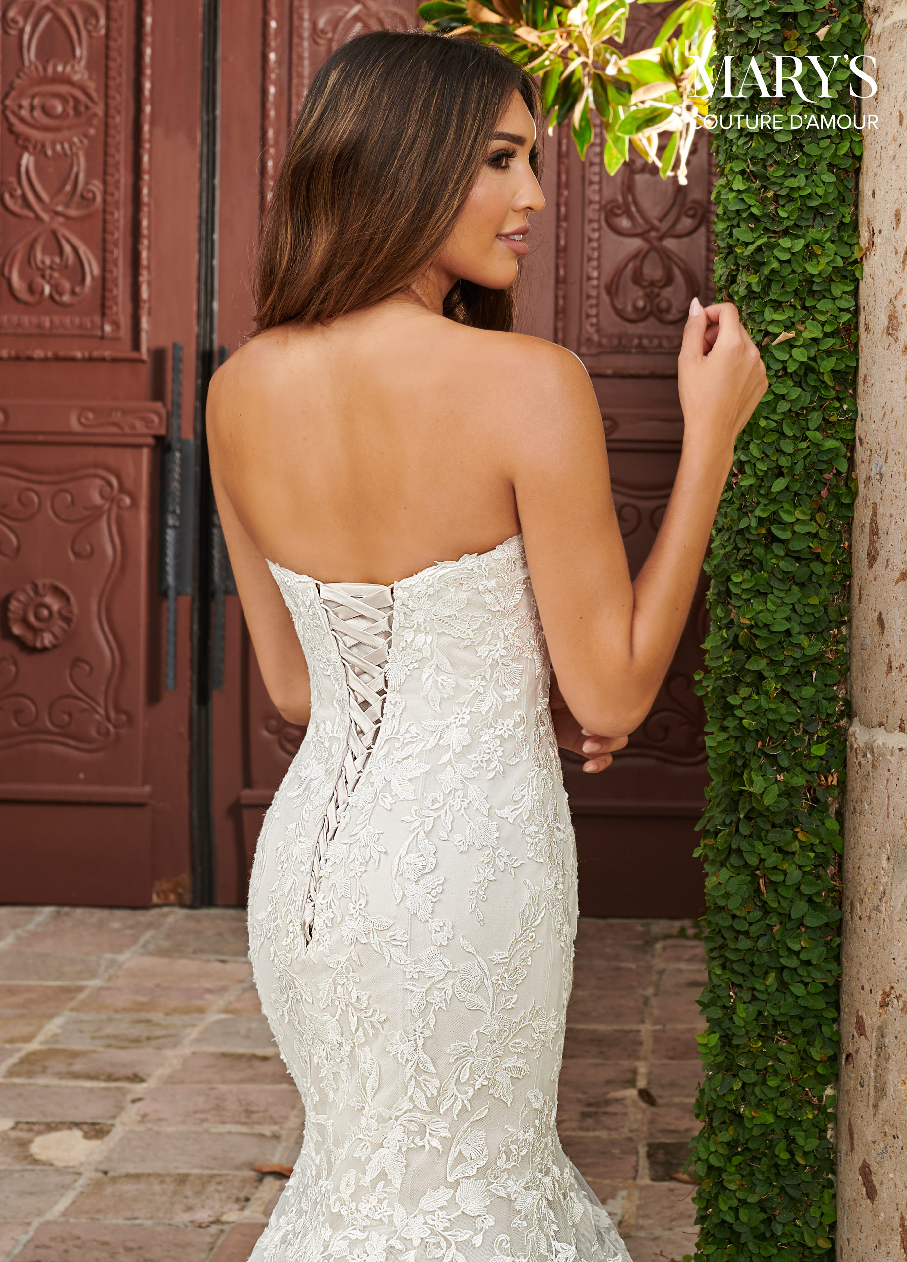 Couture Damour Bridal Dresses | Couture d'Amour | Style - MB4108