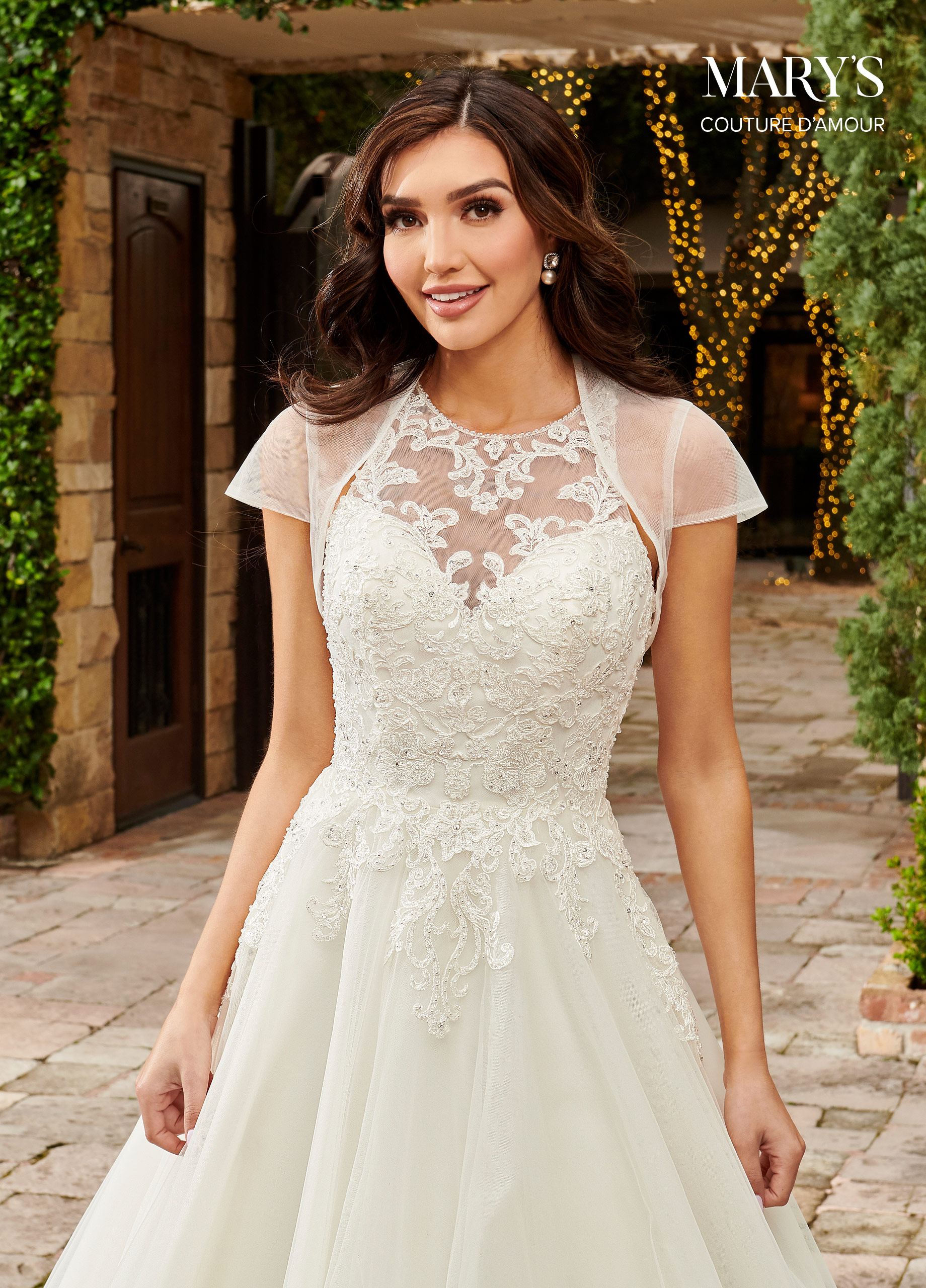 Couture Damour Bridal Dresses | Couture d'Amour | Style - MB4110