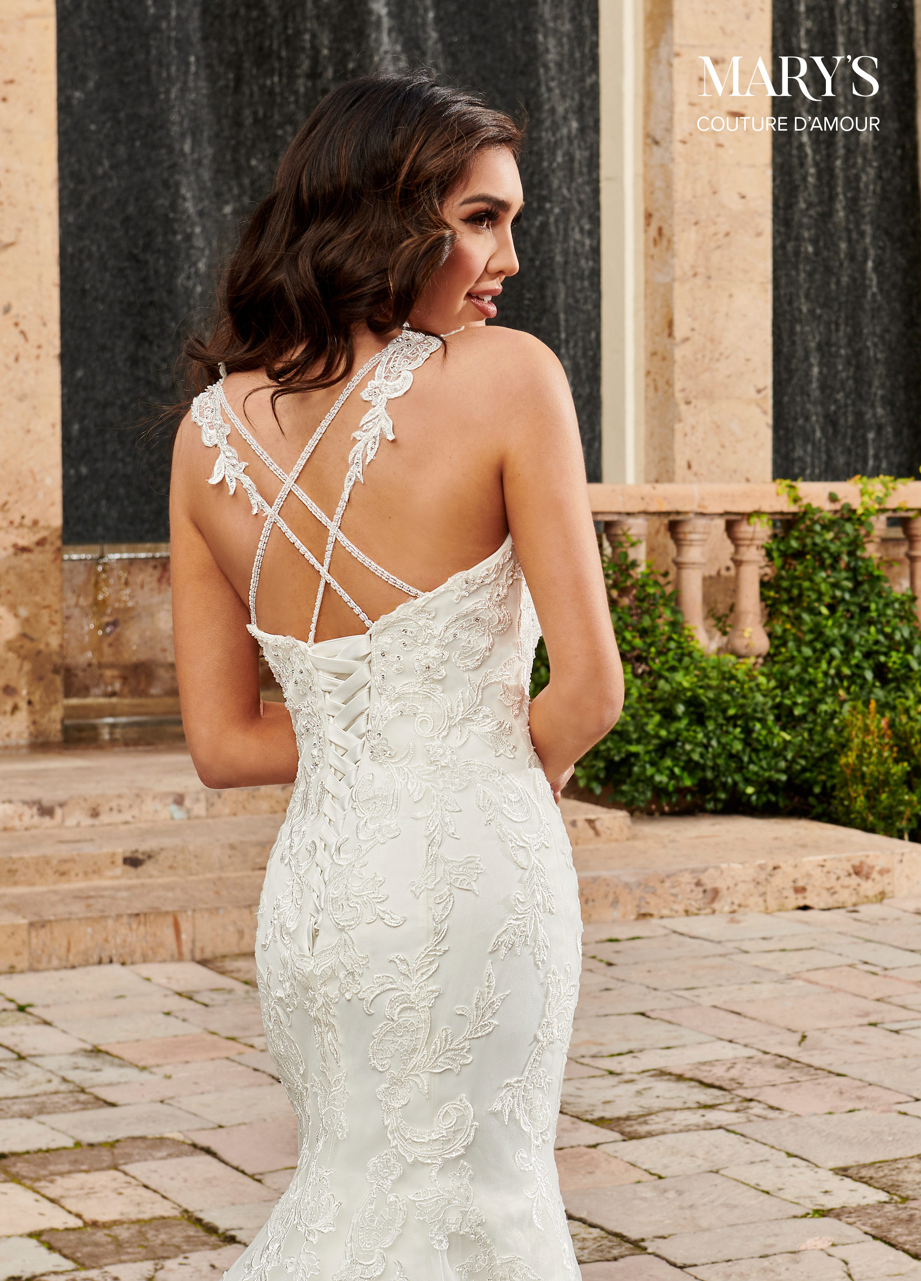 Couture Damour Bridal Dresses   Couture d'Amour   Style - MB4111