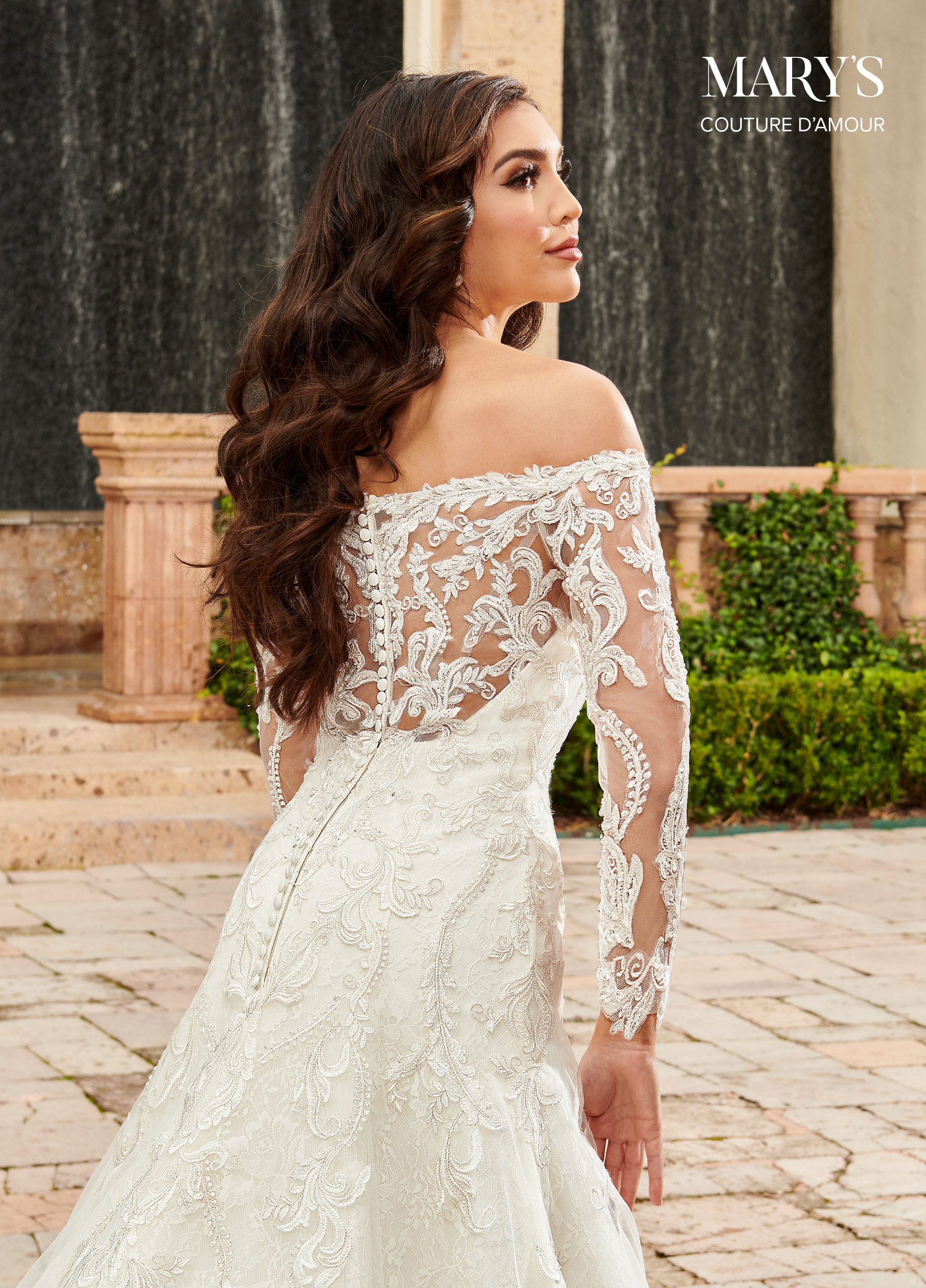 Couture Damour Bridal Dresses | Couture d'Amour | Style - MB4112