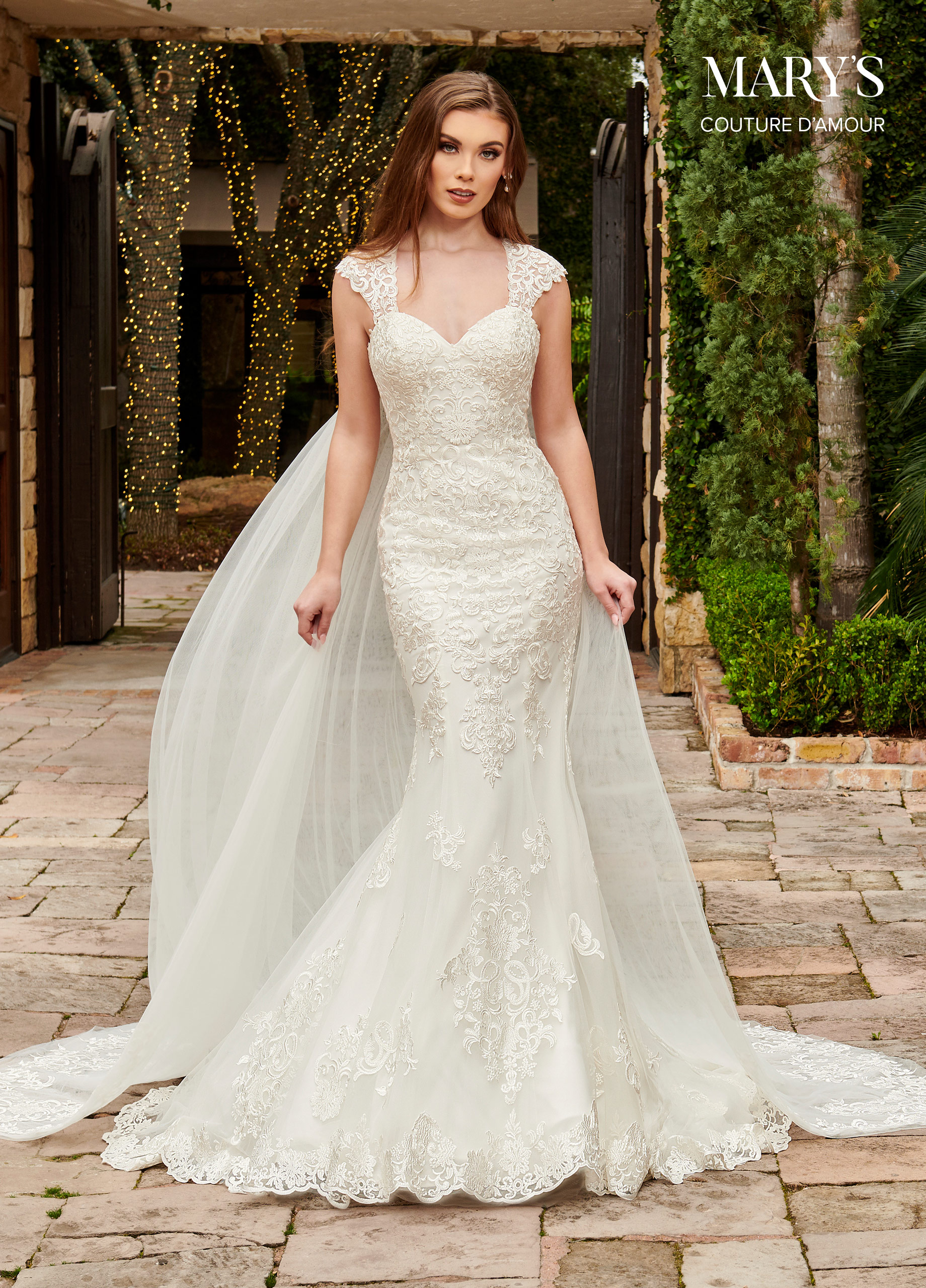 Couture Damour Bridal Dresses | Couture d'Amour | Style - MB4113