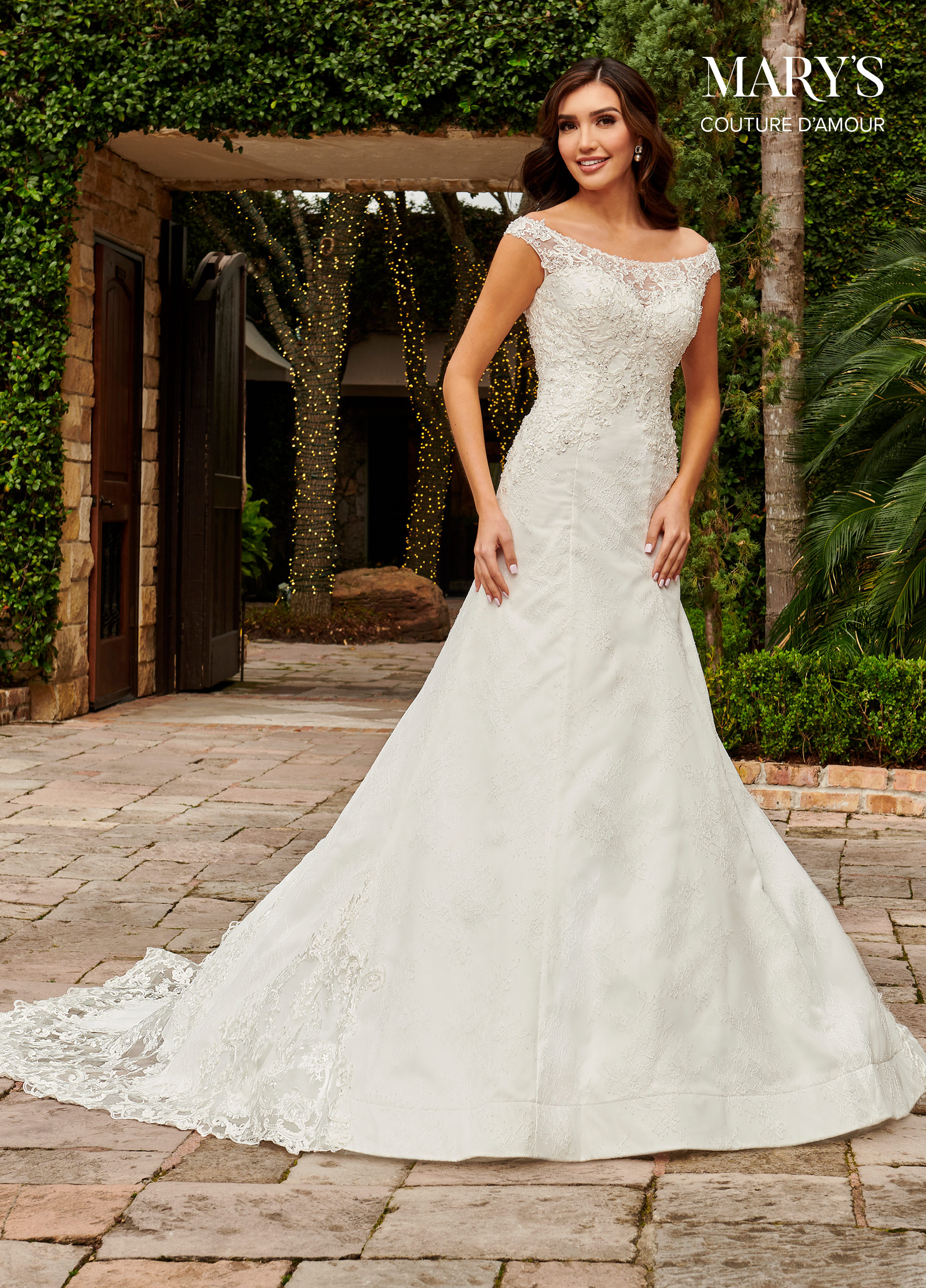Couture Damour Bridal Dresses | Couture d'Amour | Style - MB4114