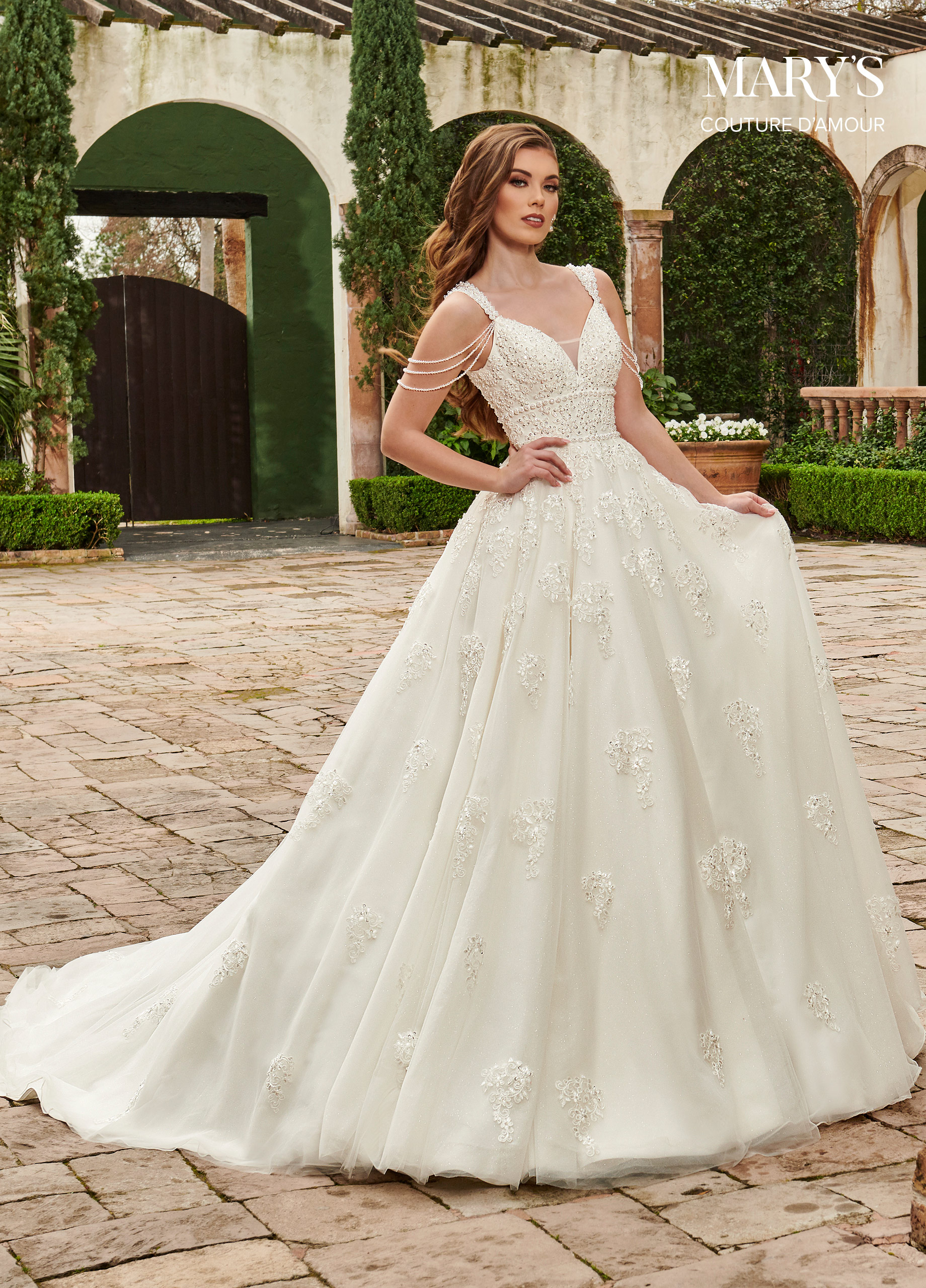 Couture Damour Bridal Dresses   Couture d'Amour   Style - MB4115