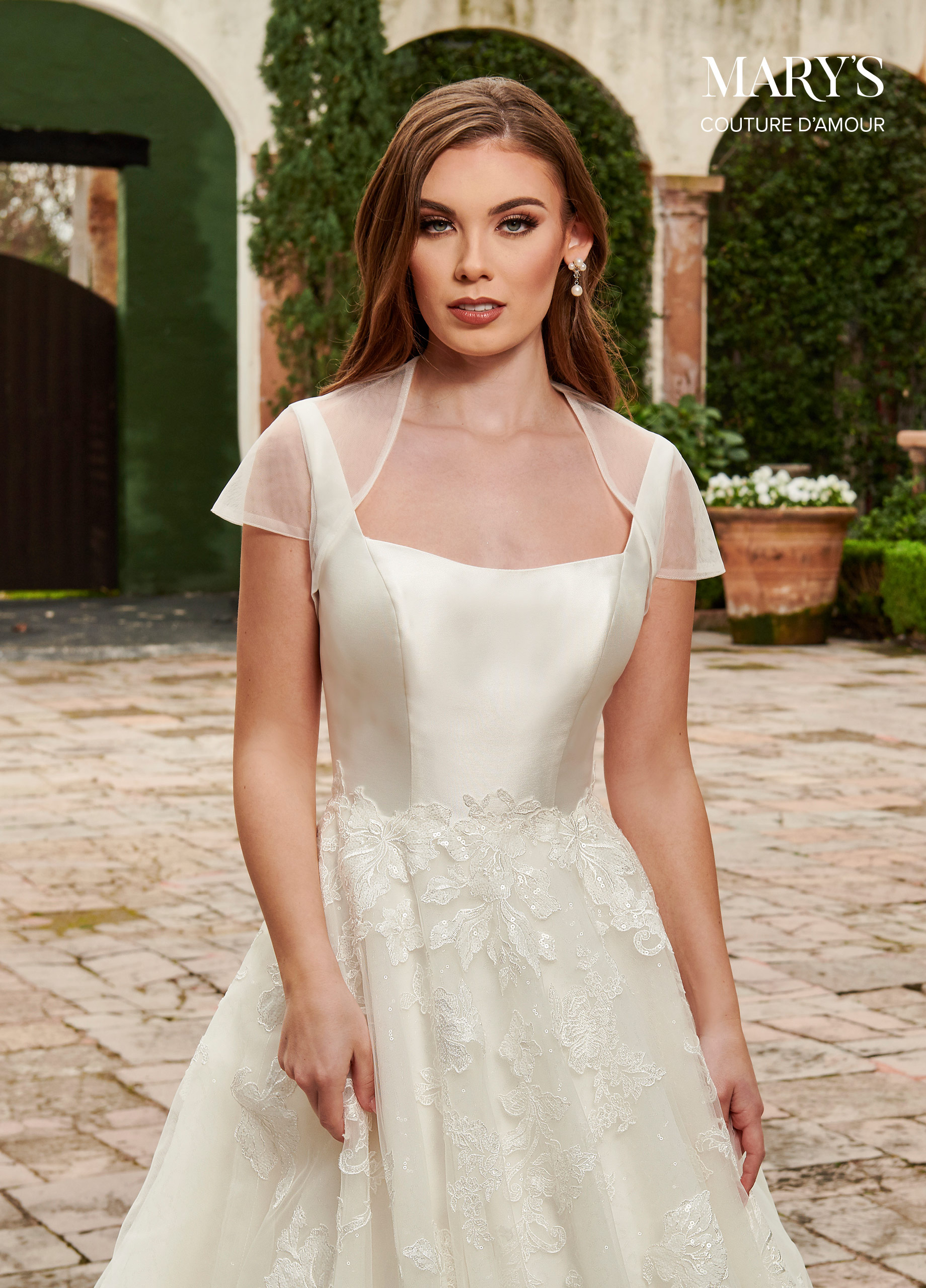 Couture Damour Bridal Dresses | Couture d'Amour | Style - MB4117