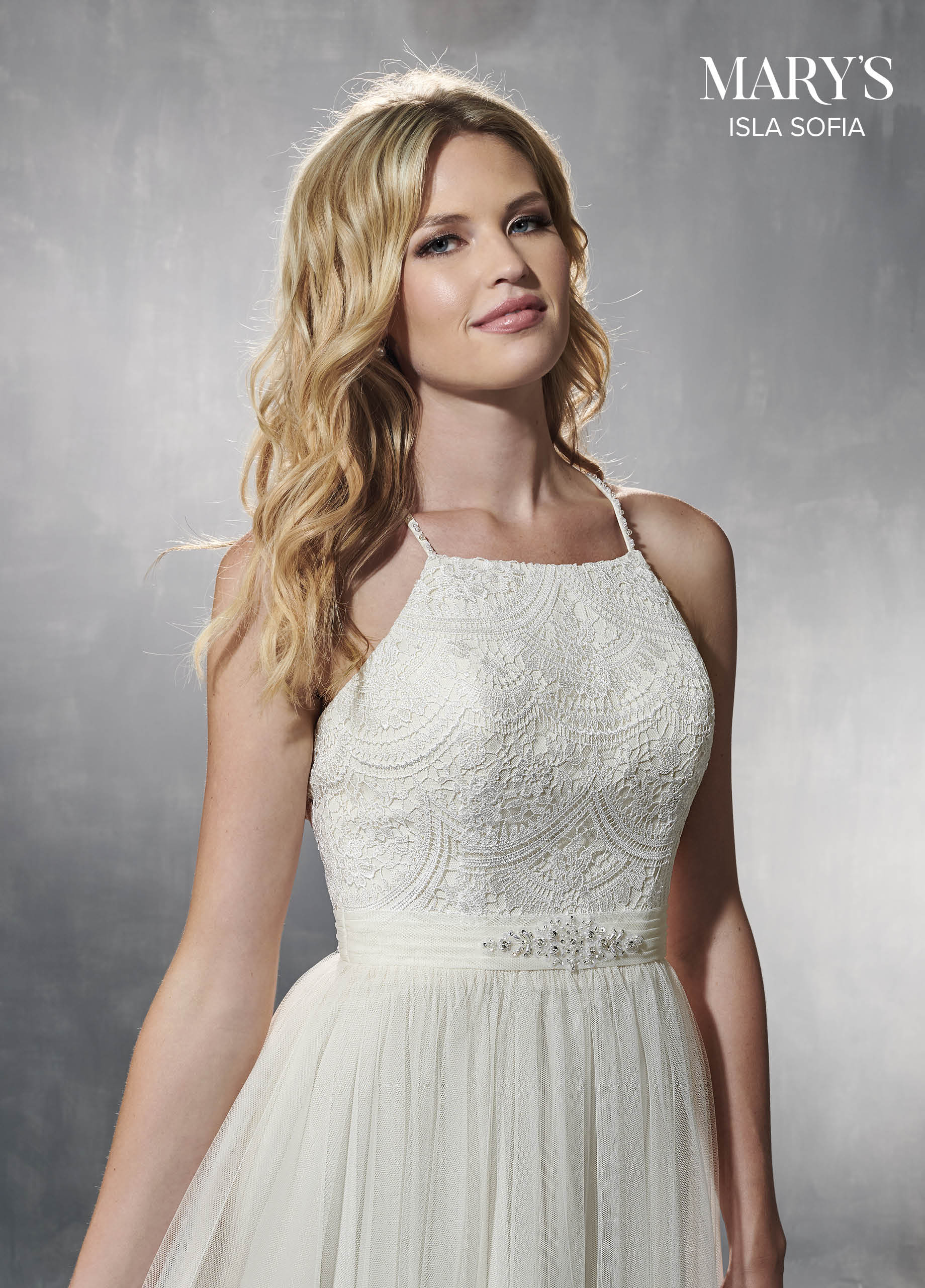 Wedding Dresses | Isla Sofia | Style - MB5001