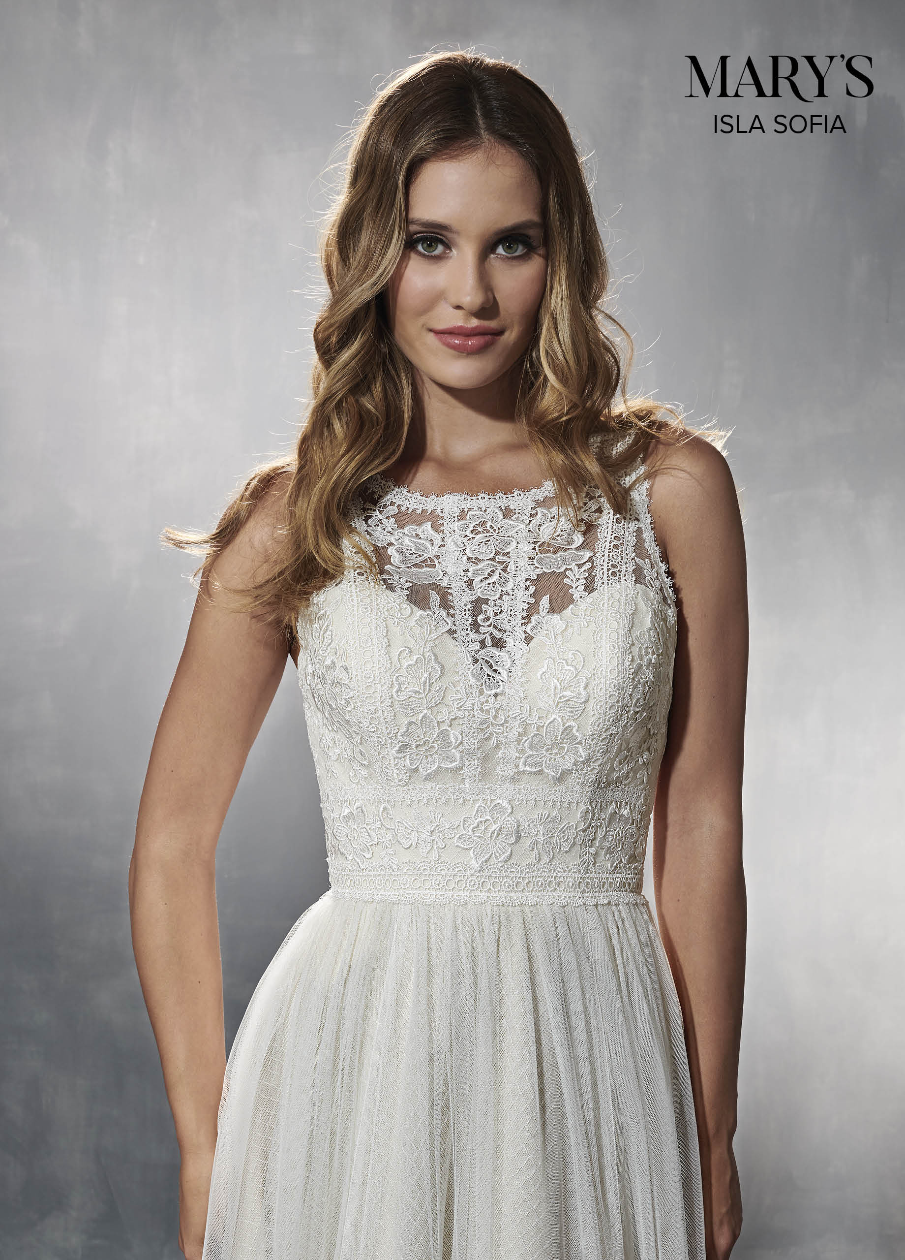 Wedding Dresses | Isla Sofia | Style - MB5002