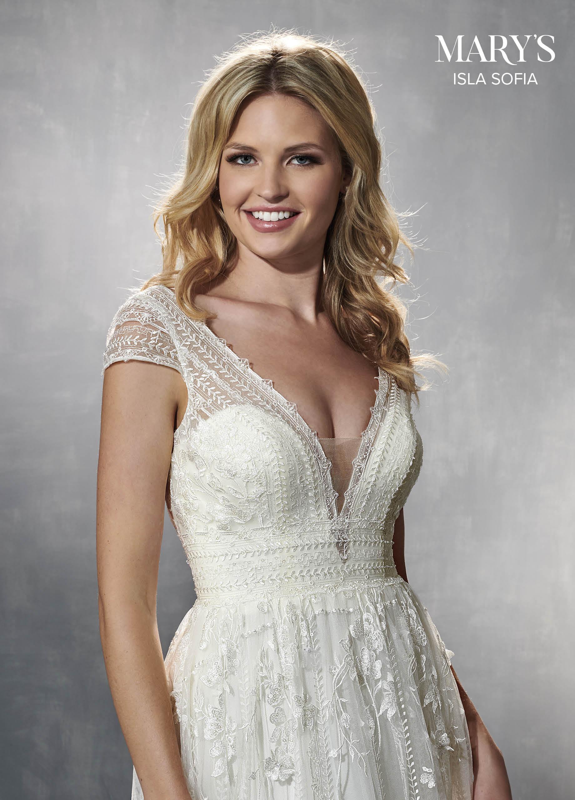 Wedding Dresses | Isla Sofia | Style - MB5003