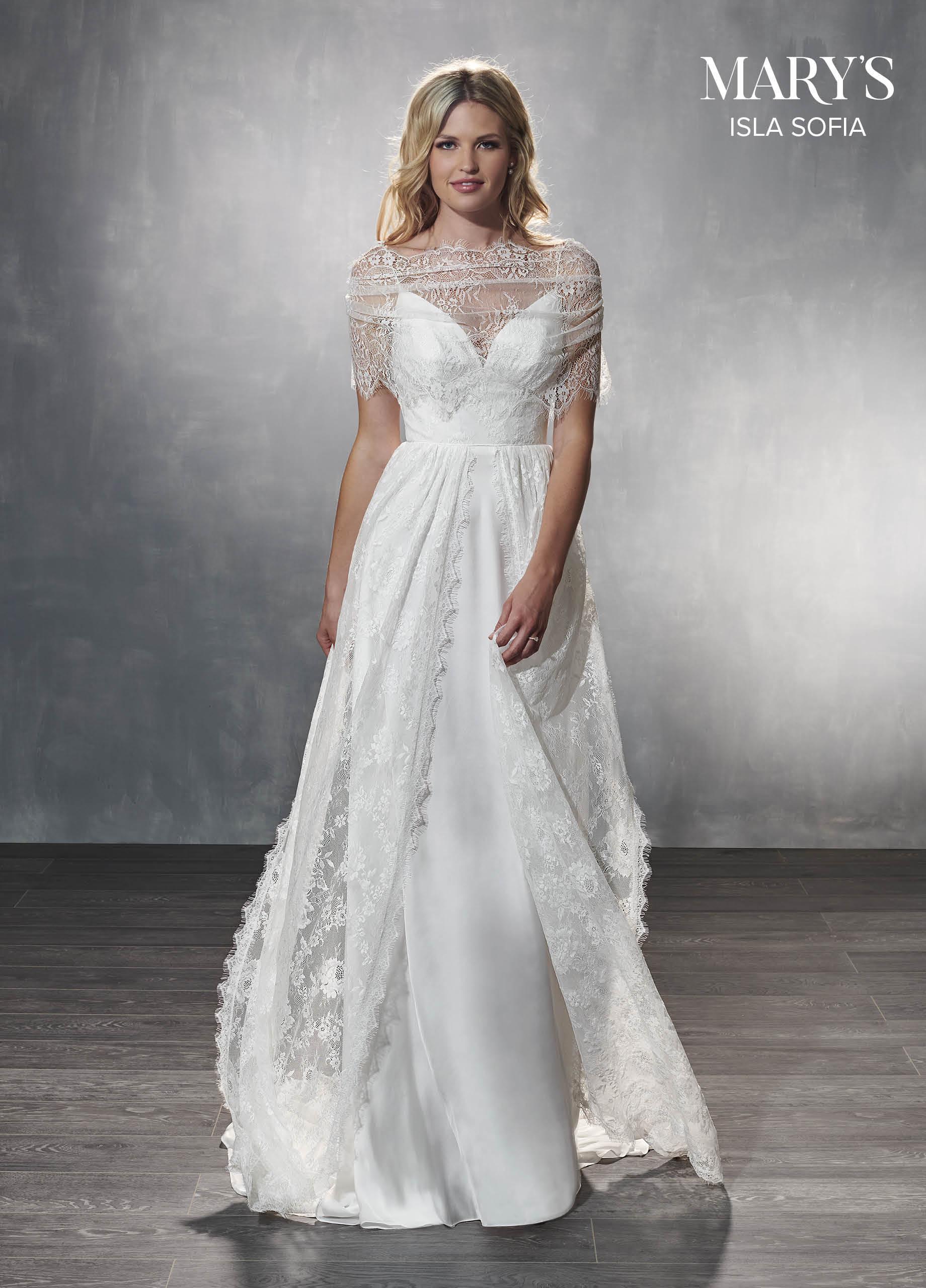 Wedding Dresses | Isla Sofia | Style - MB5005