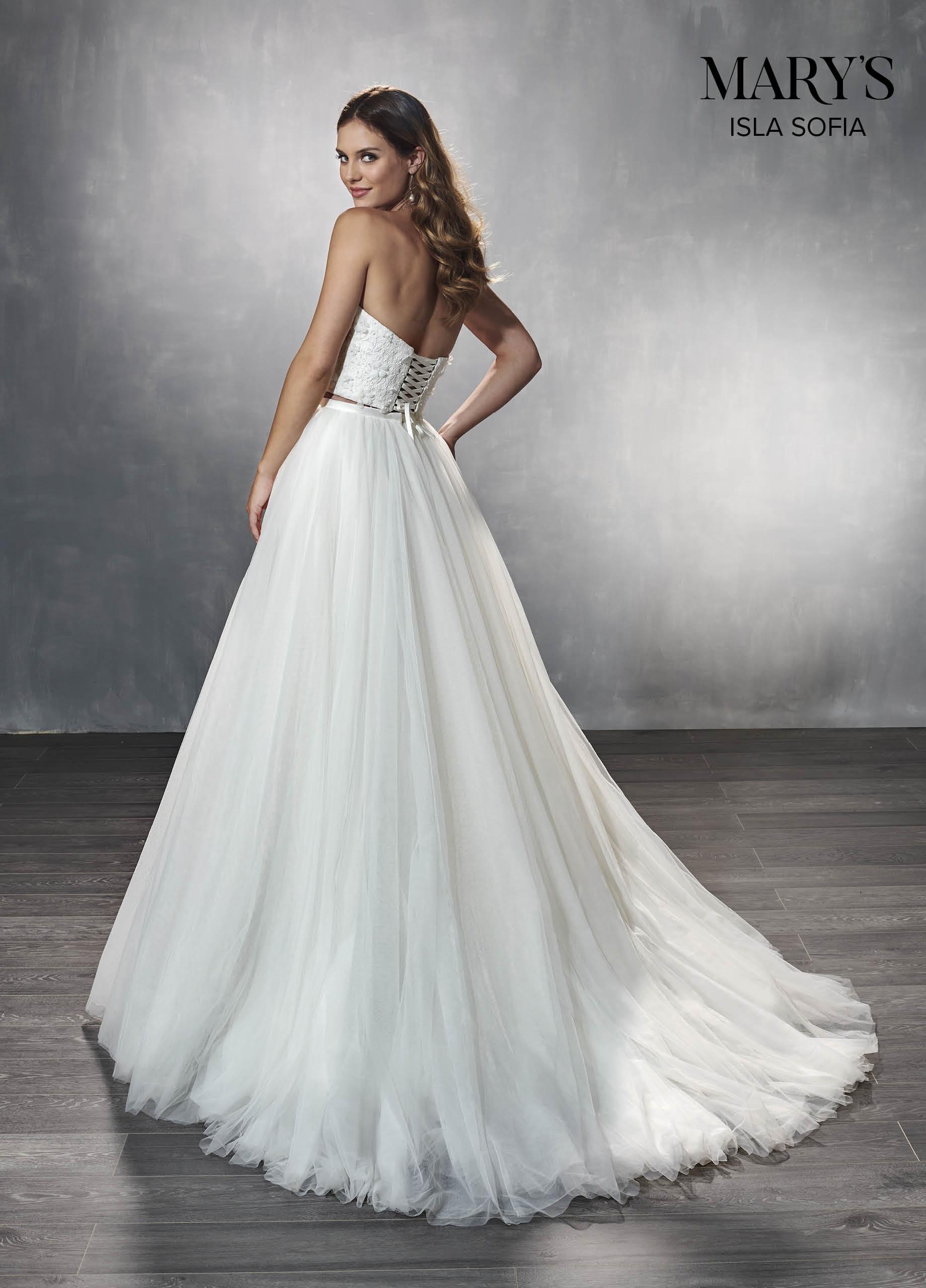 Wedding Dresses | Isla Sofia | Style - MB5006