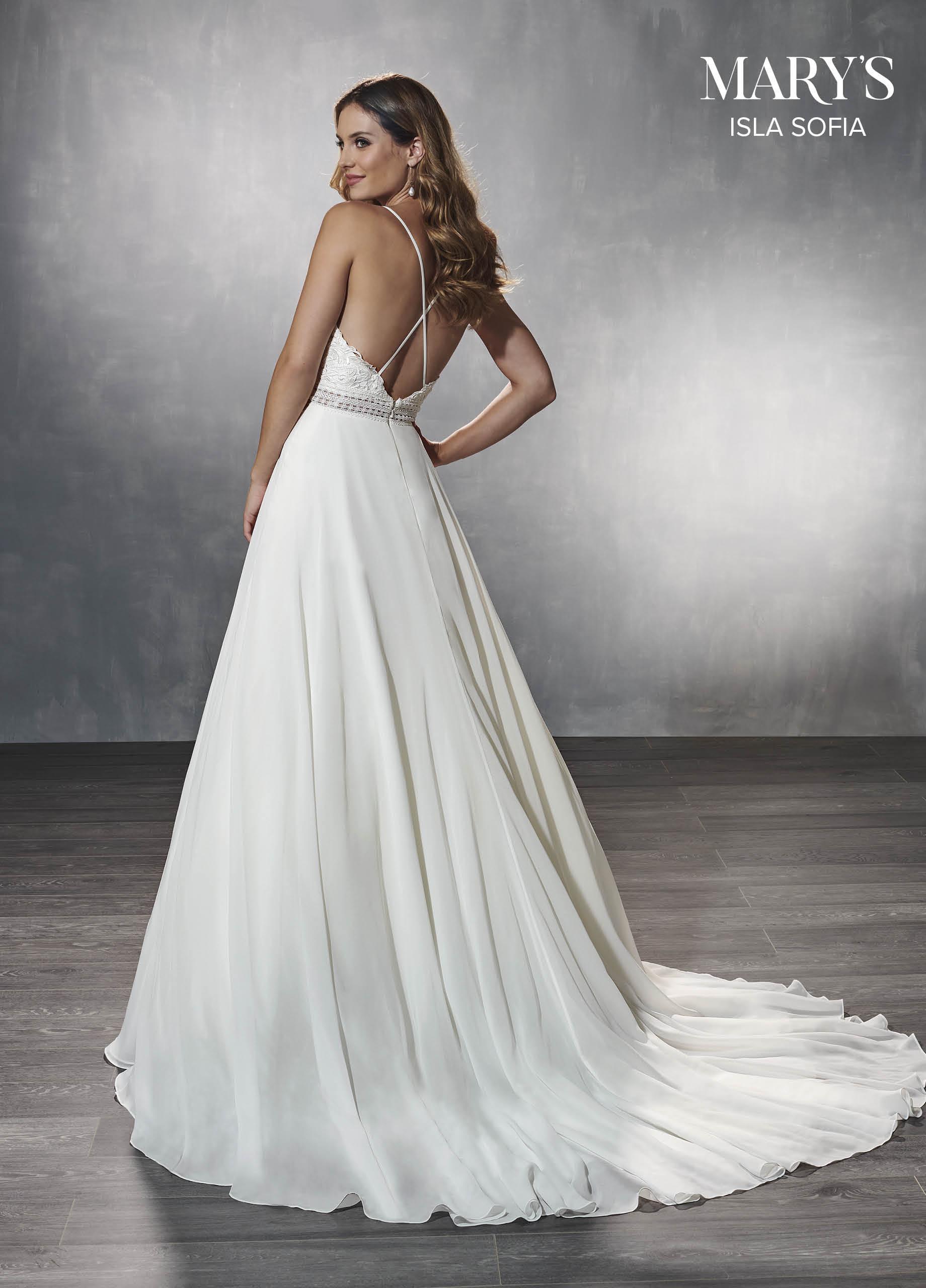 Wedding Dresses | Isla Sofia | Style - MB5008