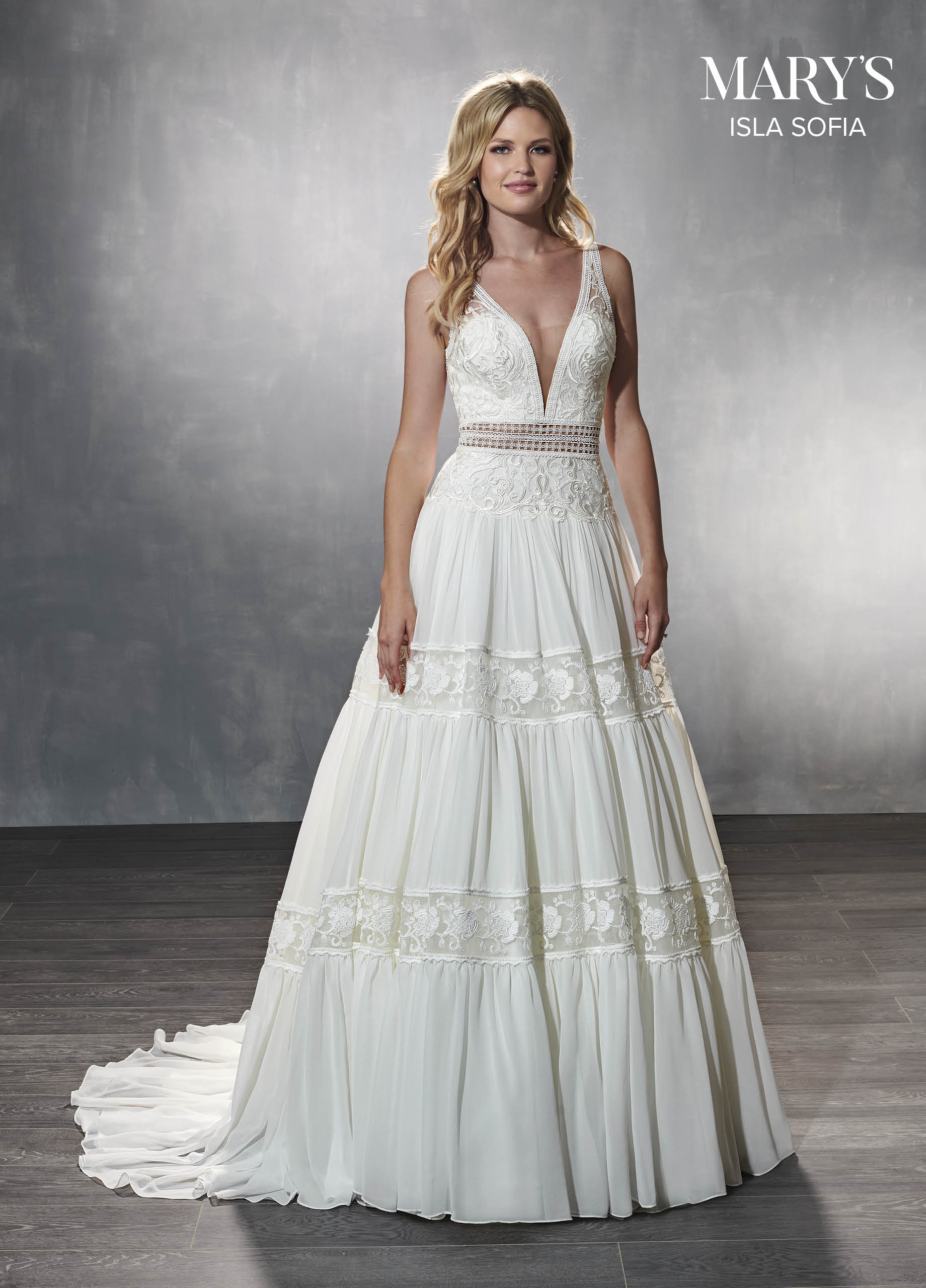 Wedding Dresses Isla Sofia Style Mb5009: Natural Colored Wedding Dress At Websimilar.org