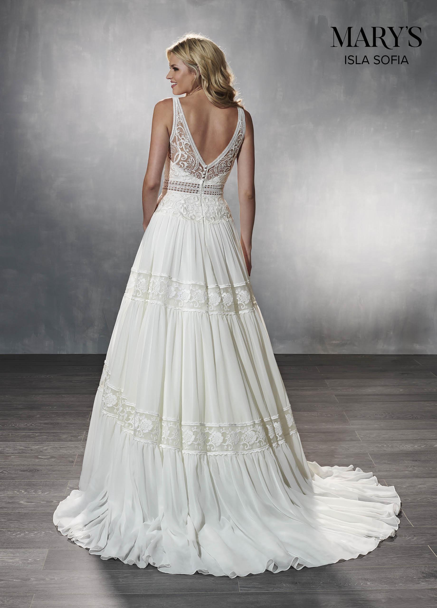 Wedding Dresses | Isla Sofia | Style - MB5009