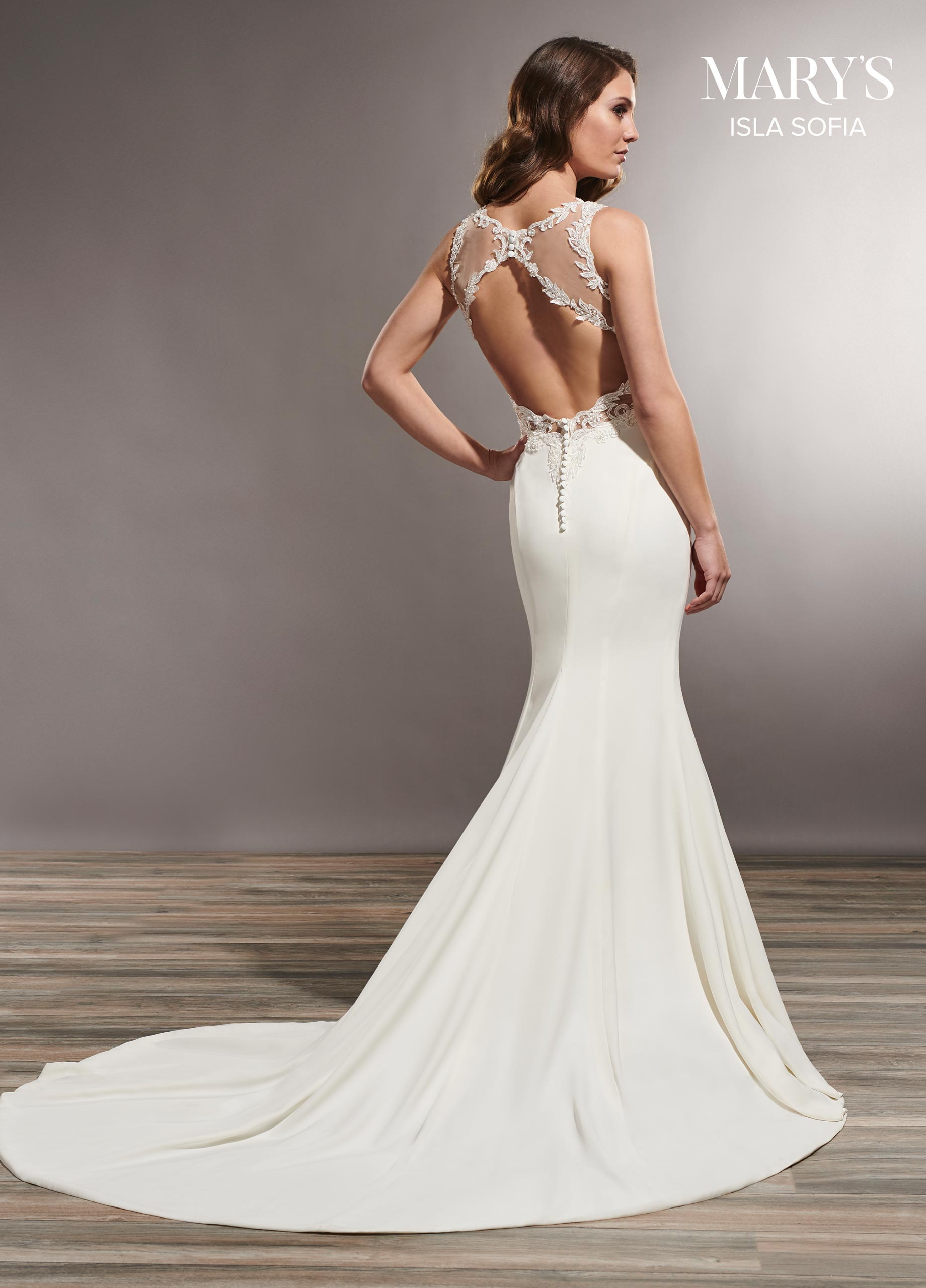 Wedding Dresses | Isla Sofia | Style - MB5010