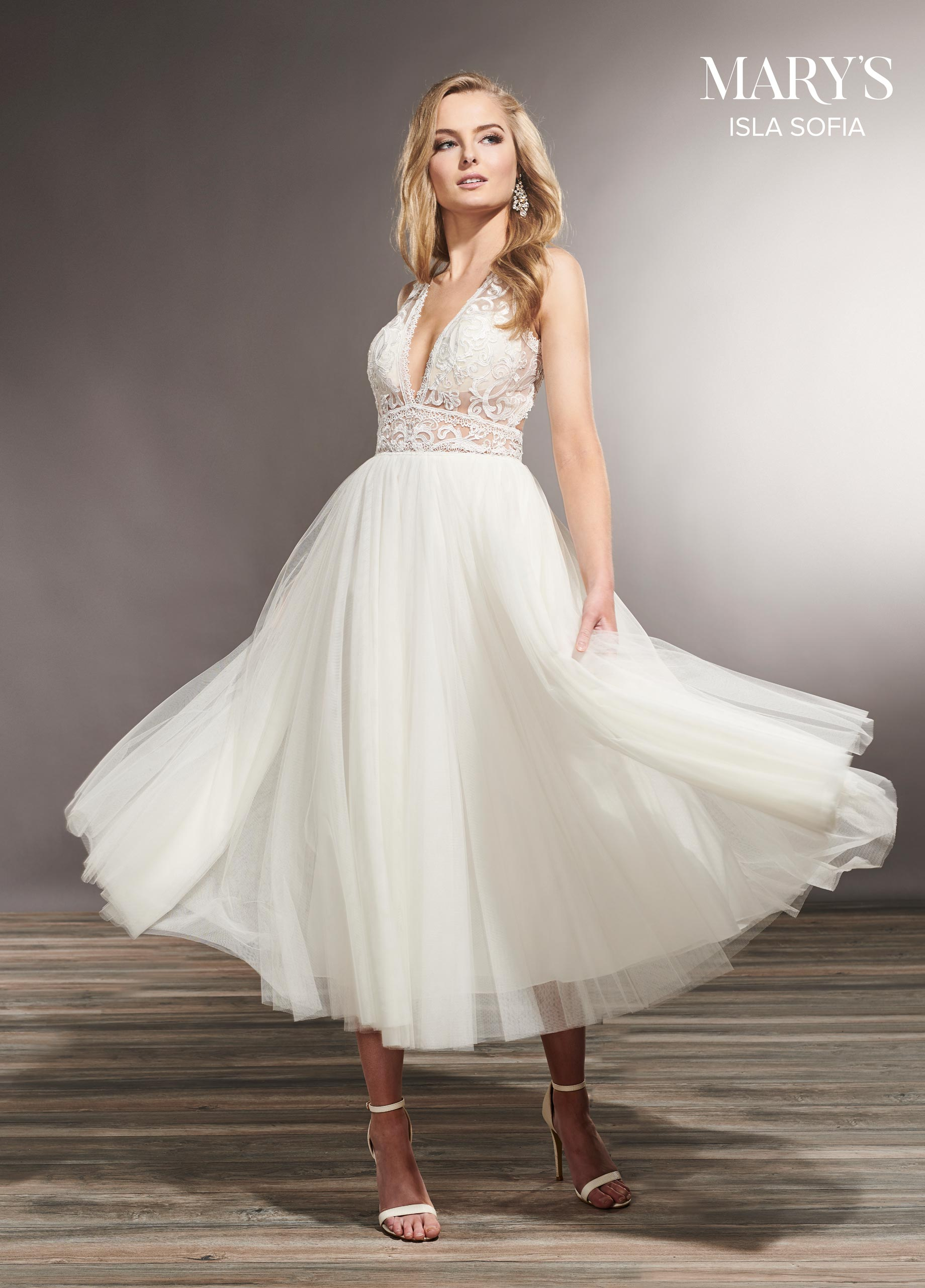 Wedding Dresses | Isla Sofia | Style - MB5011