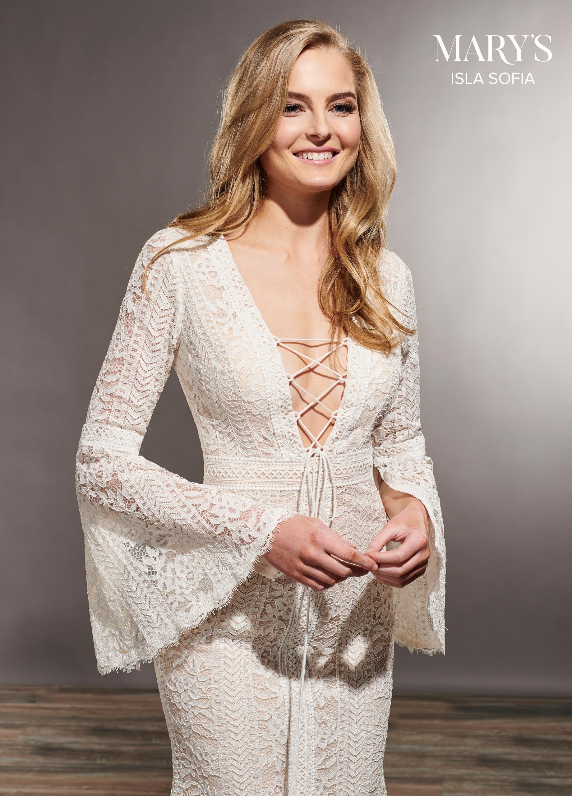 Wedding Dresses | Isla Sofia | Style - MB5014