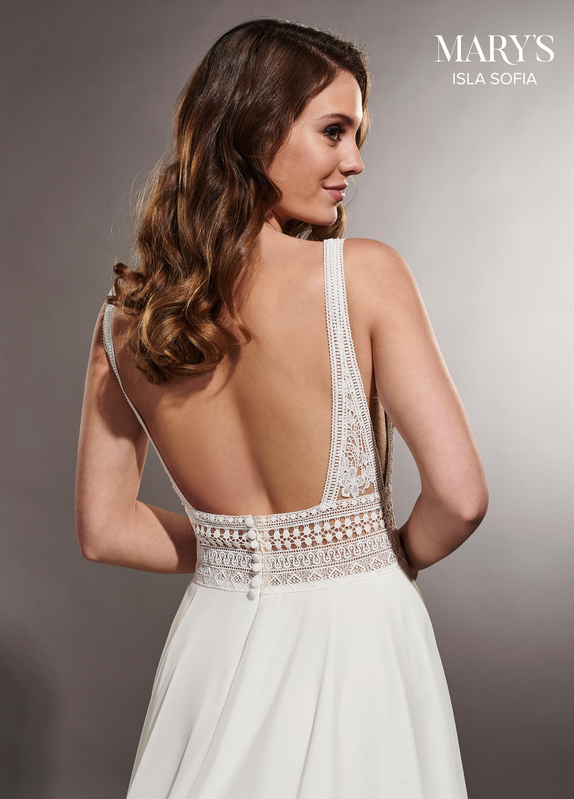 Wedding Dresses | Isla Sofia | Style - MB5015