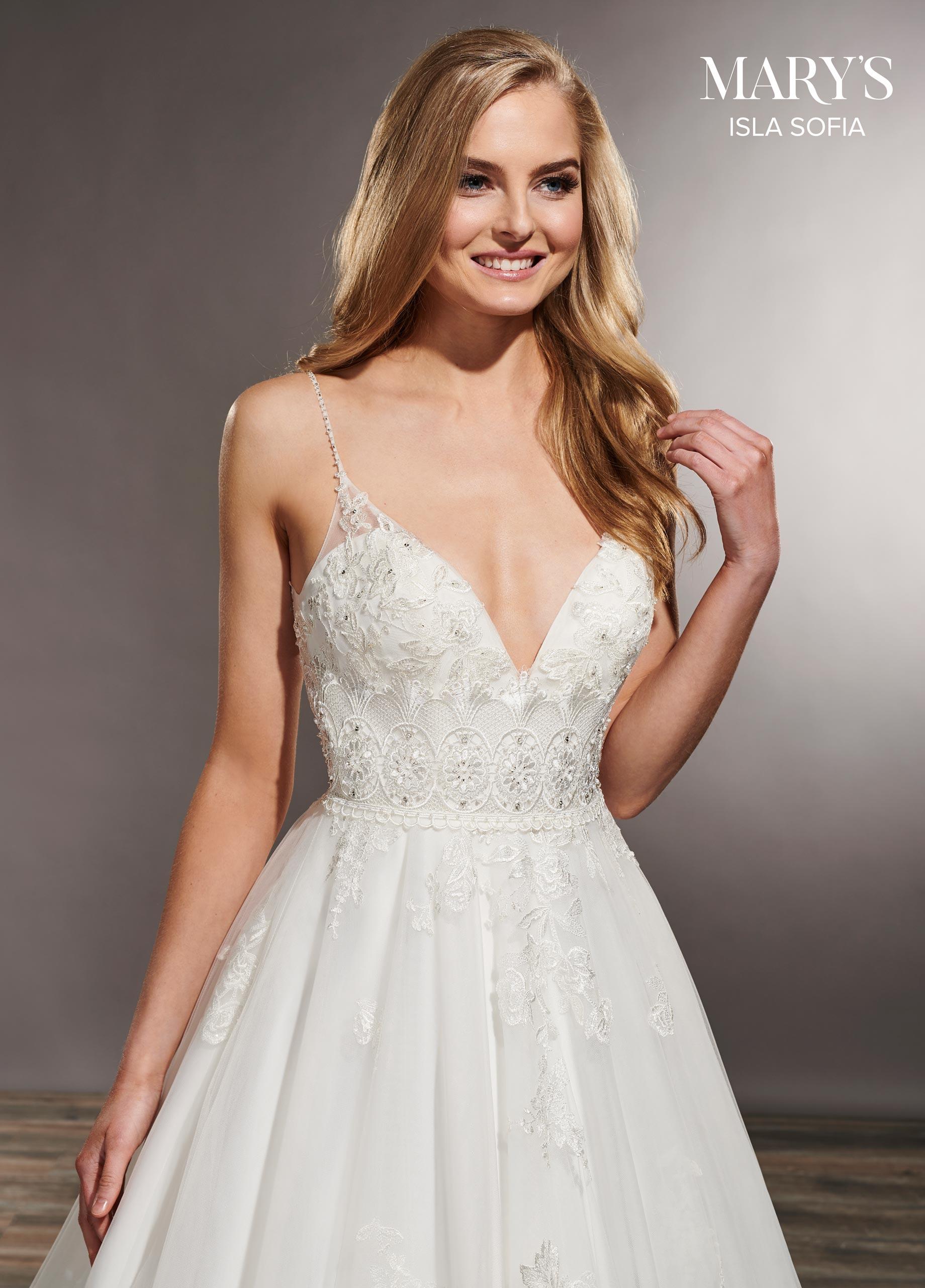 Wedding Dresses | Isla Sofia | Style - MB5018
