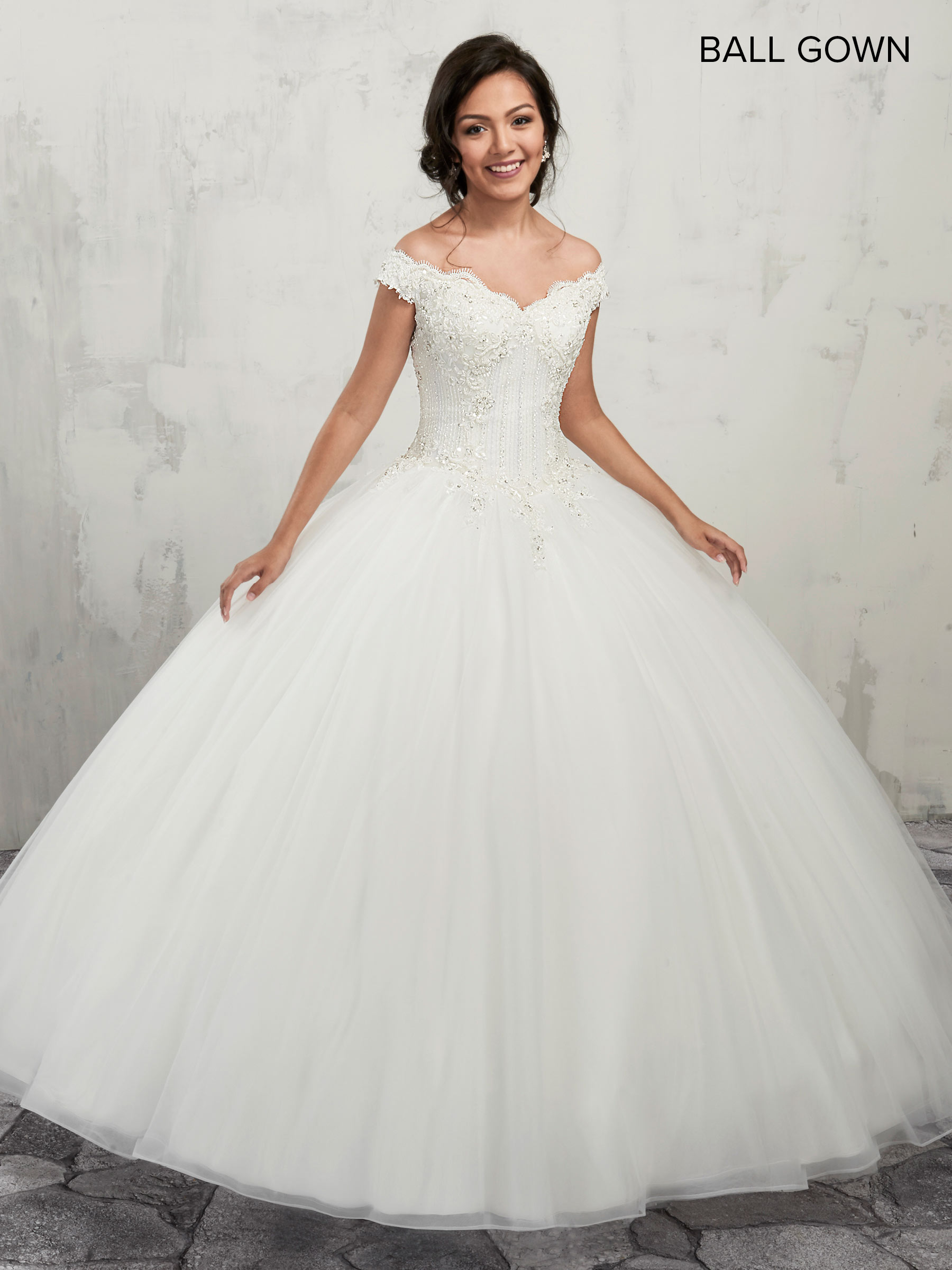 Lucille Wedding Dress   Style 6897   Morilee
