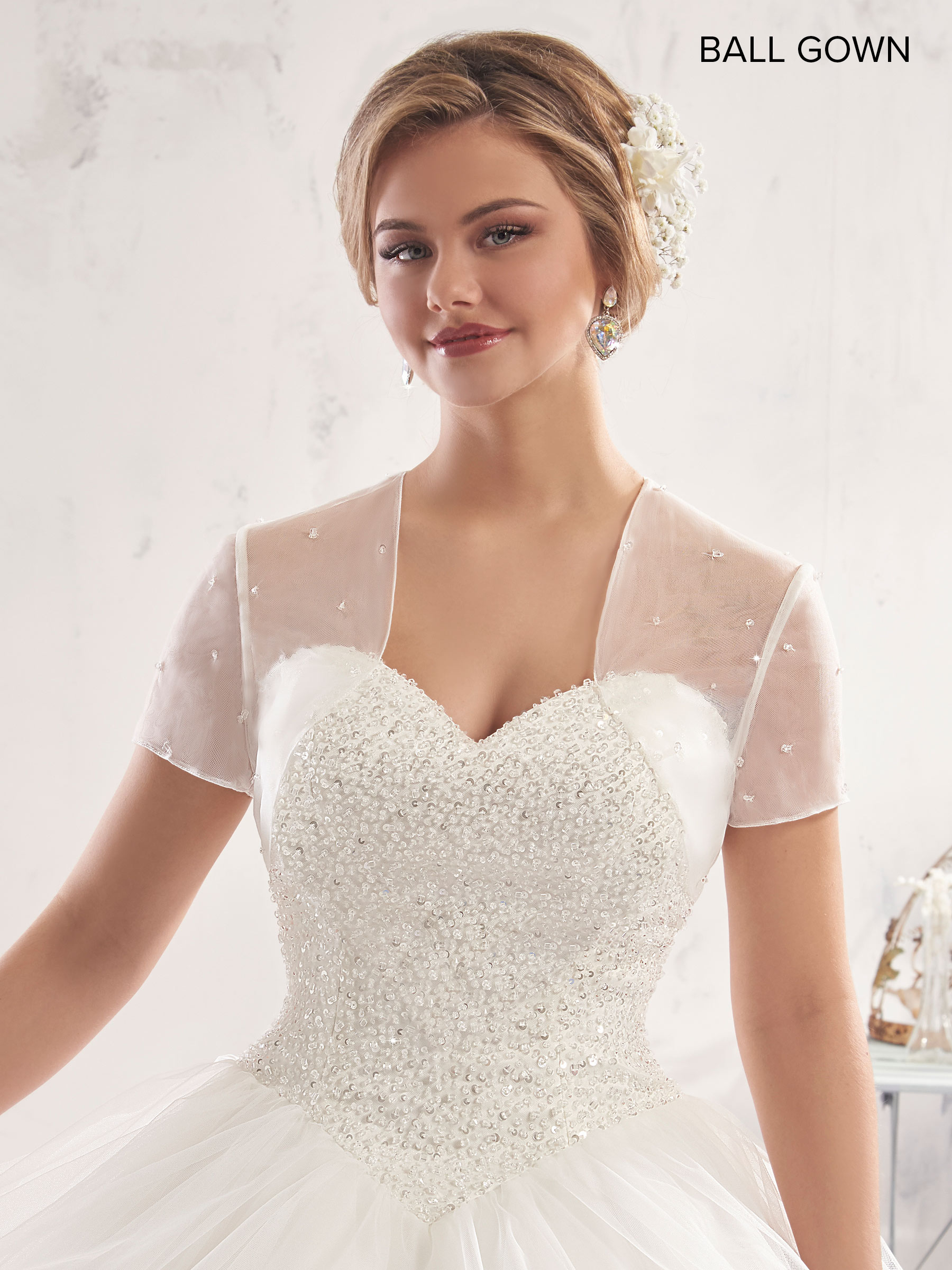 Bridal Ball Gowns | Ball Gowns | Style - MB6007