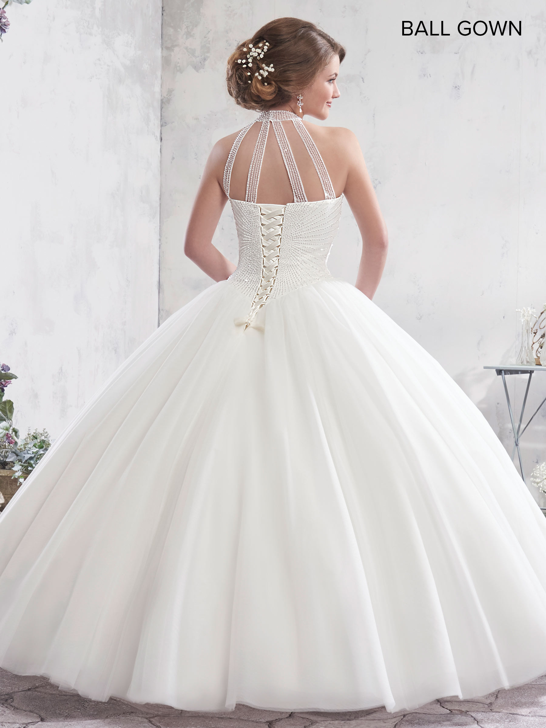 Bridal Ball Gowns | Ball Gowns | Style - MB6009