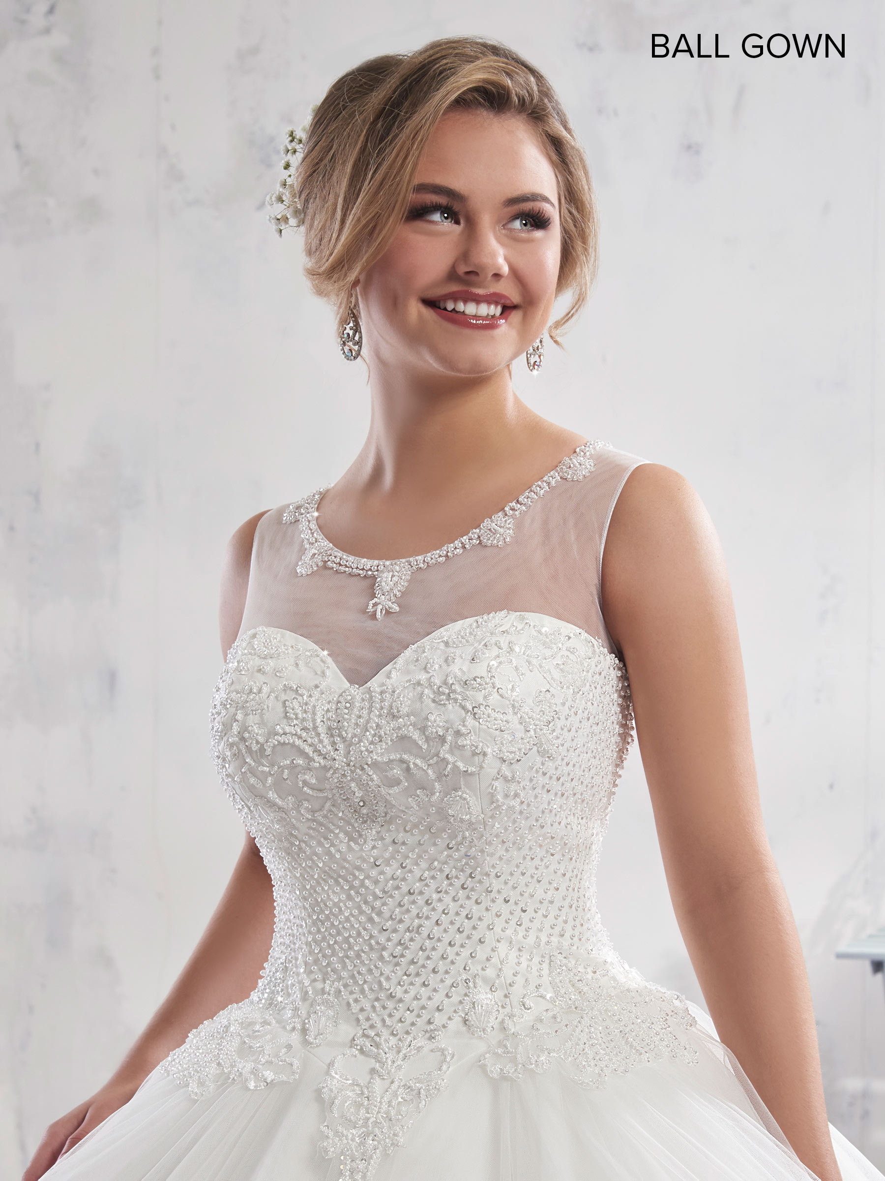Bridal Ball Gowns | Ball Gowns | Style - MB6010