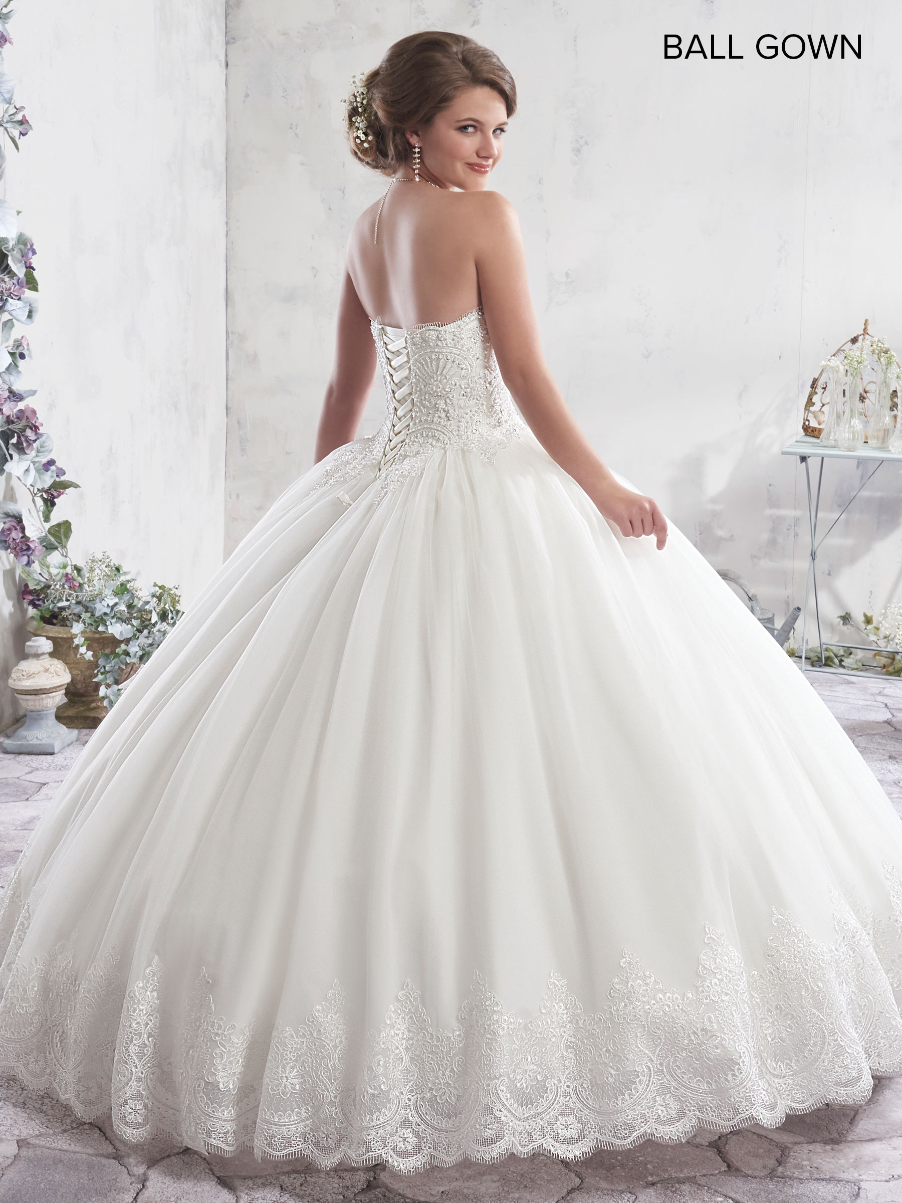 Bridal Ball Gowns | Ball Gowns | Style - MB6012