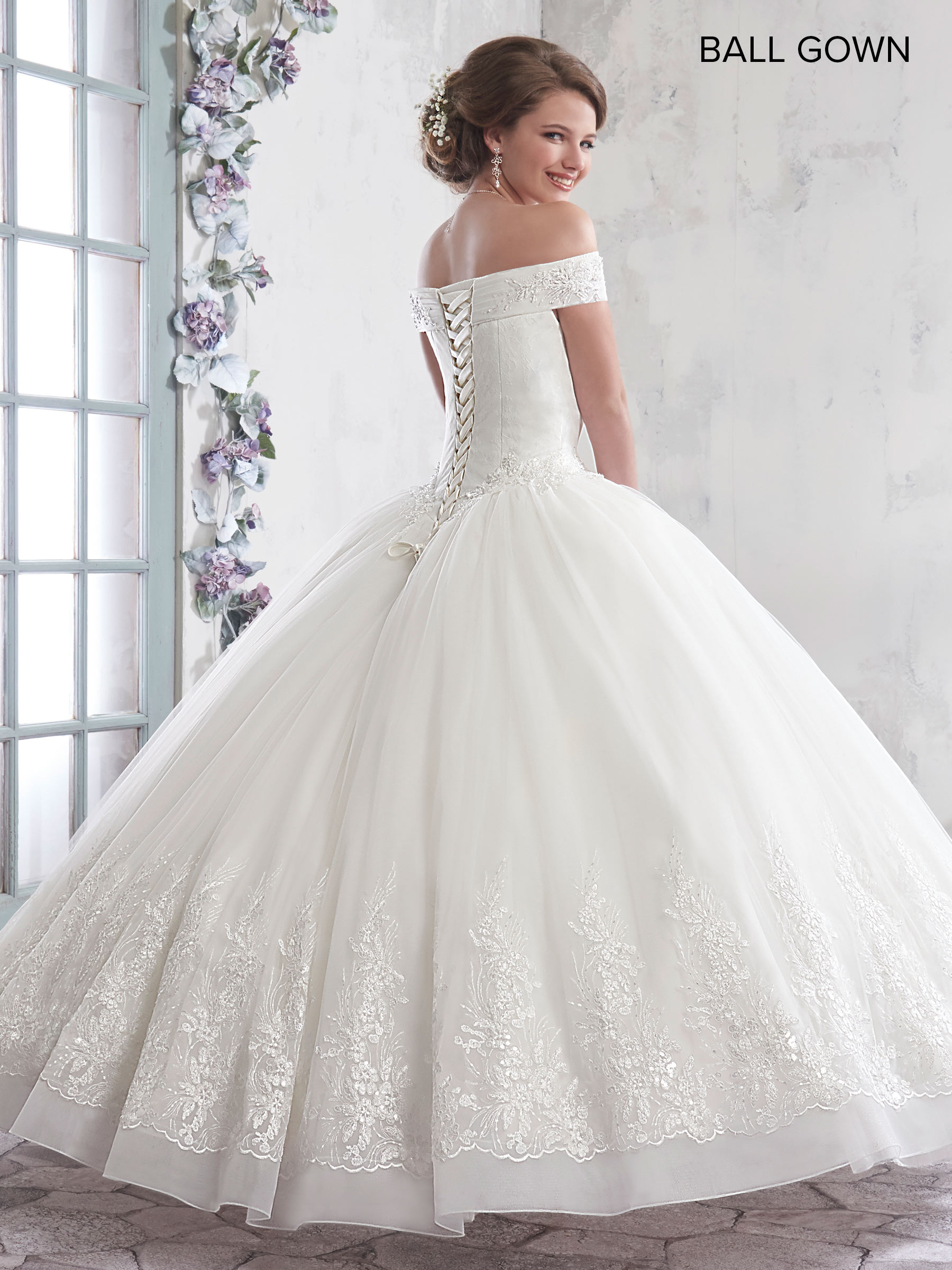 Bridal Ball Gowns | Ball Gowns | Style - MB6014