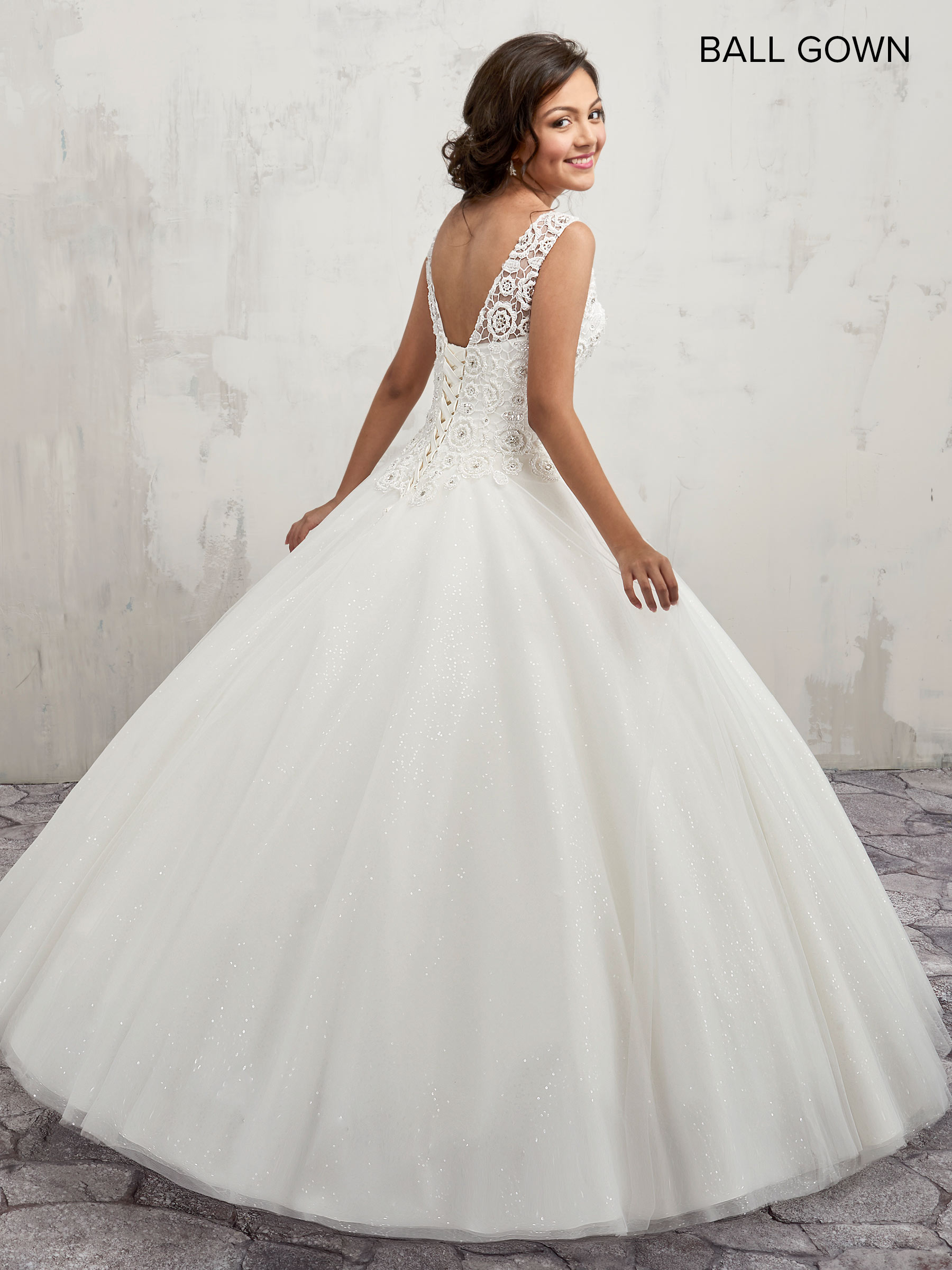 Bridal Ball Gowns | Ball Gowns | Style - MB6015