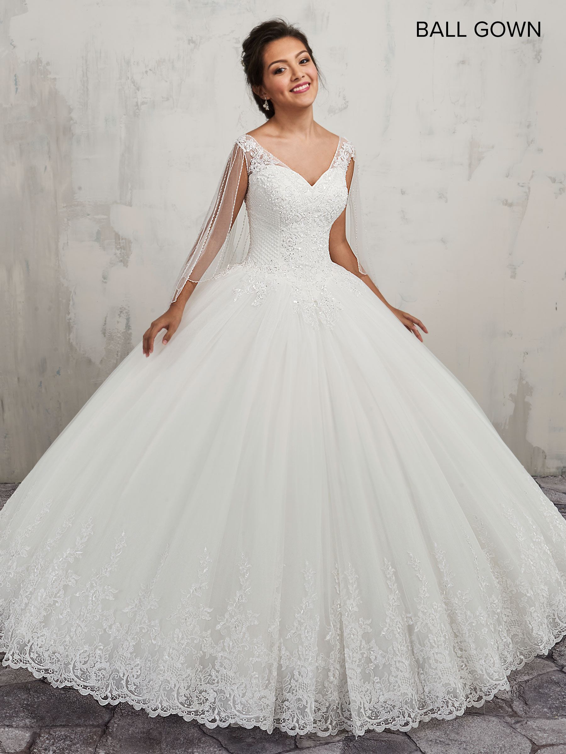 Bridal Ball Gowns | Ball Gowns | Style - MB6016