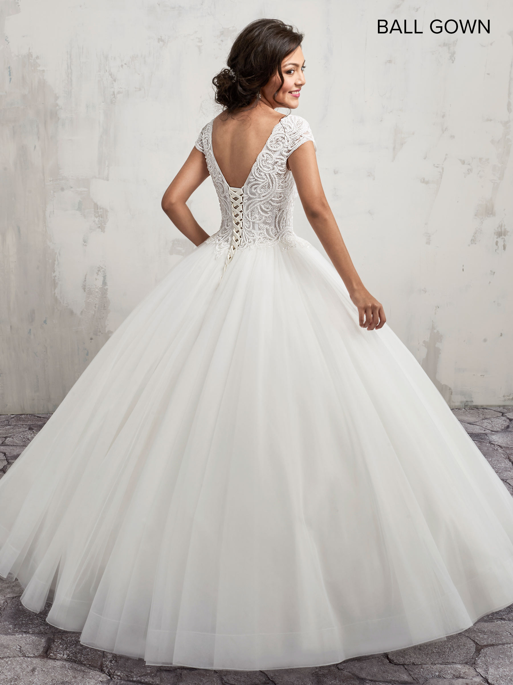 Bridal Ball Gowns | Ball Gowns | Style - MB6018