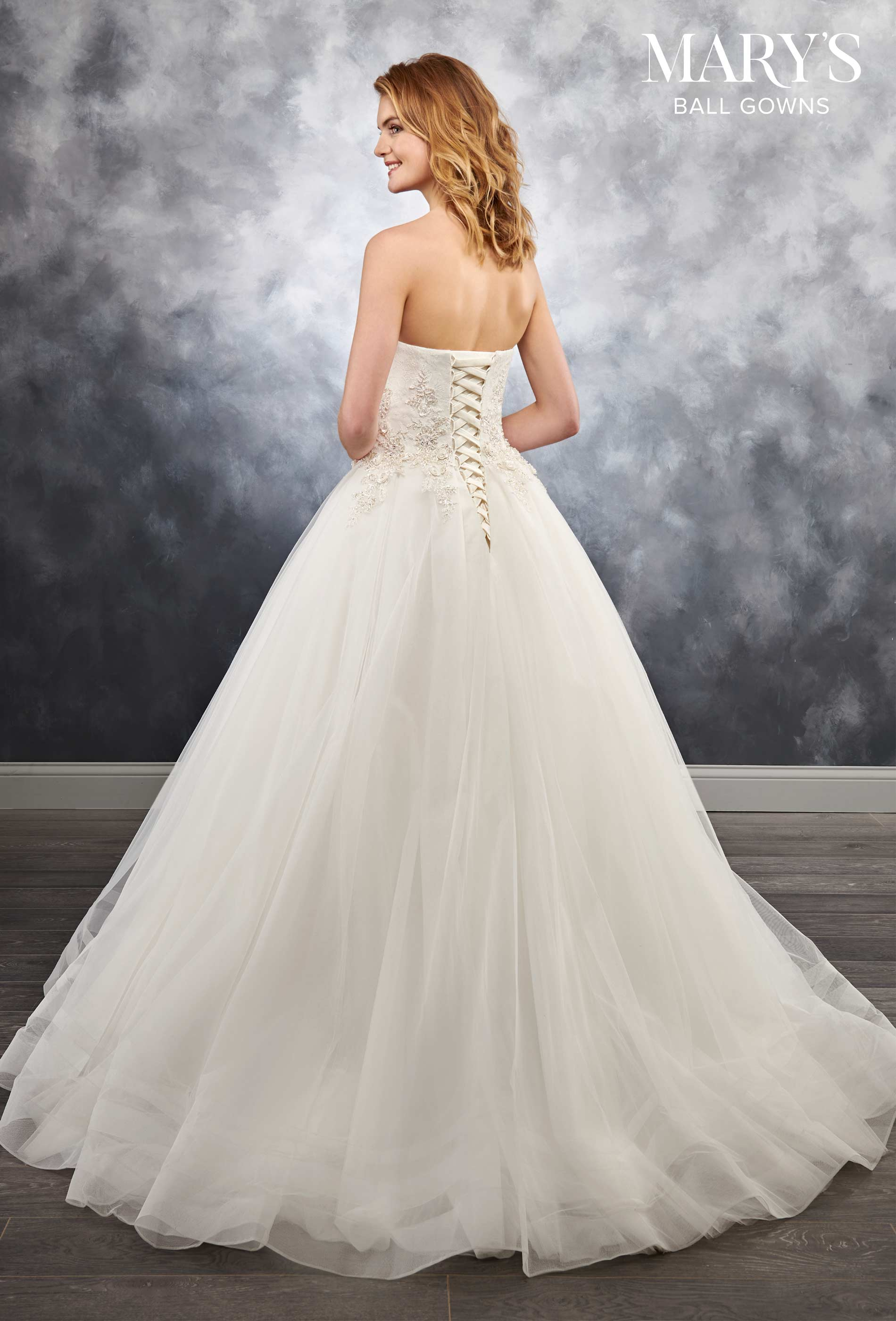 Bridal Ball Gowns | Ball Gowns | Style - MB6020