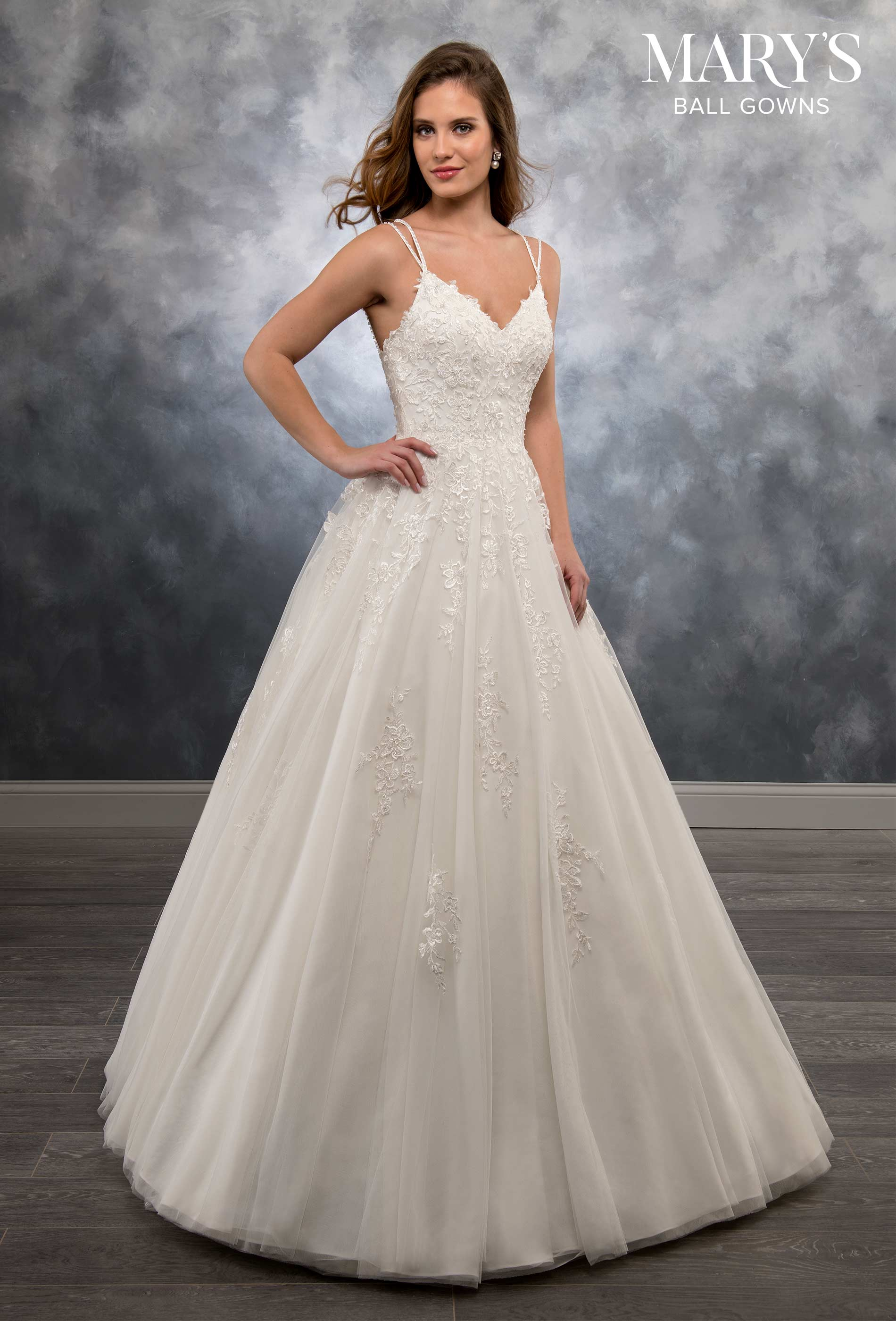 Bridal Ball Gowns | Ball Gowns | Style - MB6021