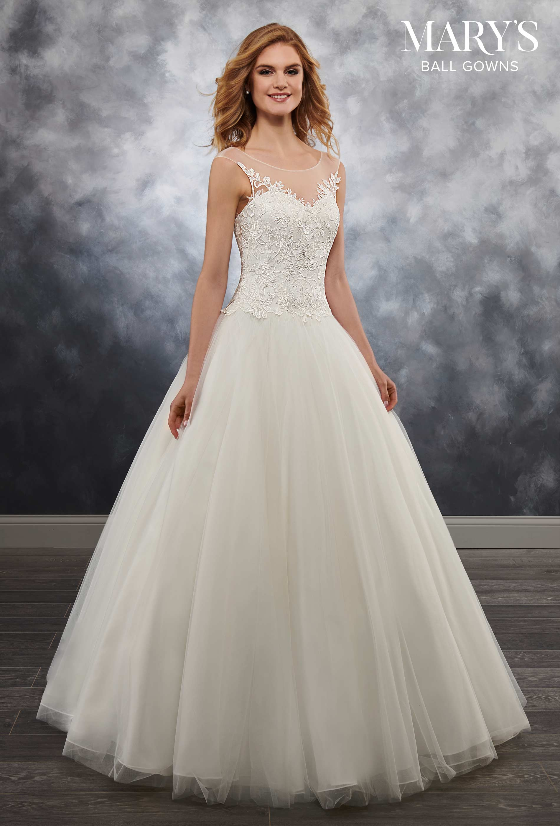 Bridal Ball Gowns | Ball Gowns | Style - MB6022