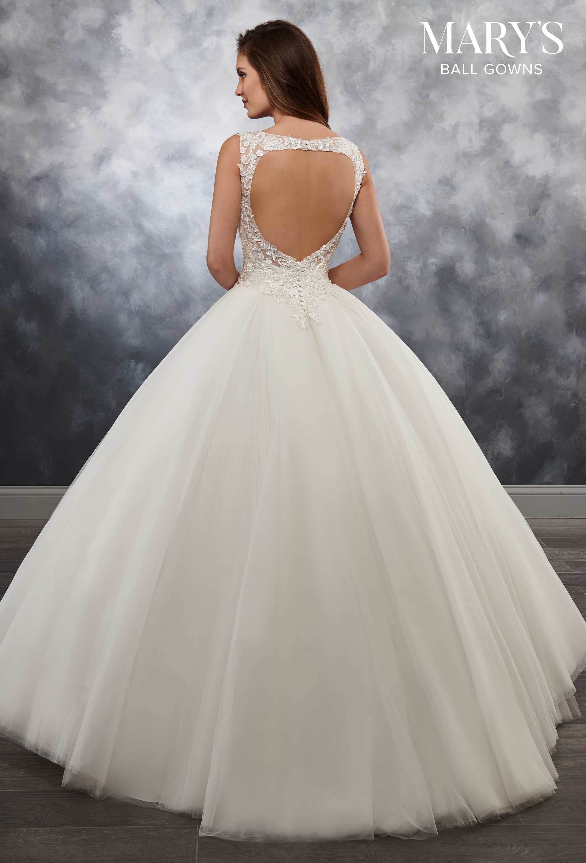 Bridal Ball Gowns | Ball Gowns | Style - MB6023