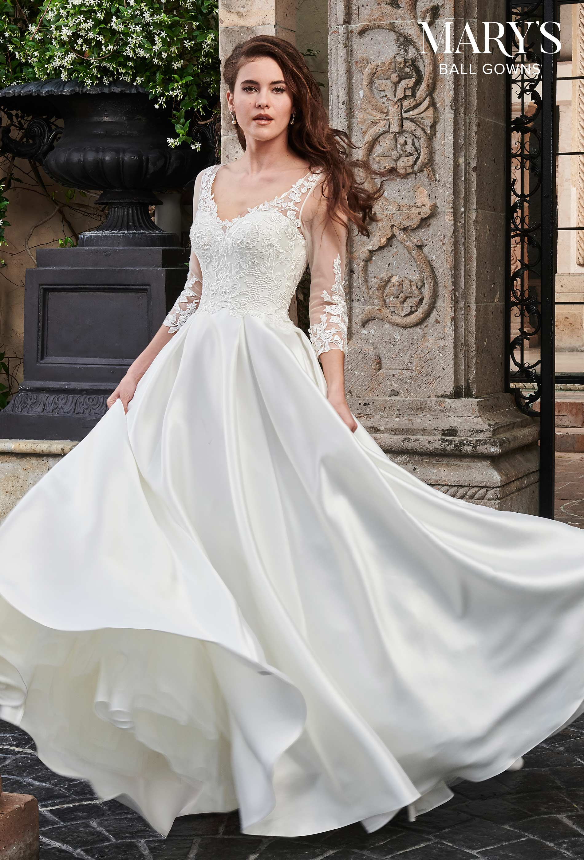 Bridal Ball Gowns | Ball Gowns | Style - MB6024