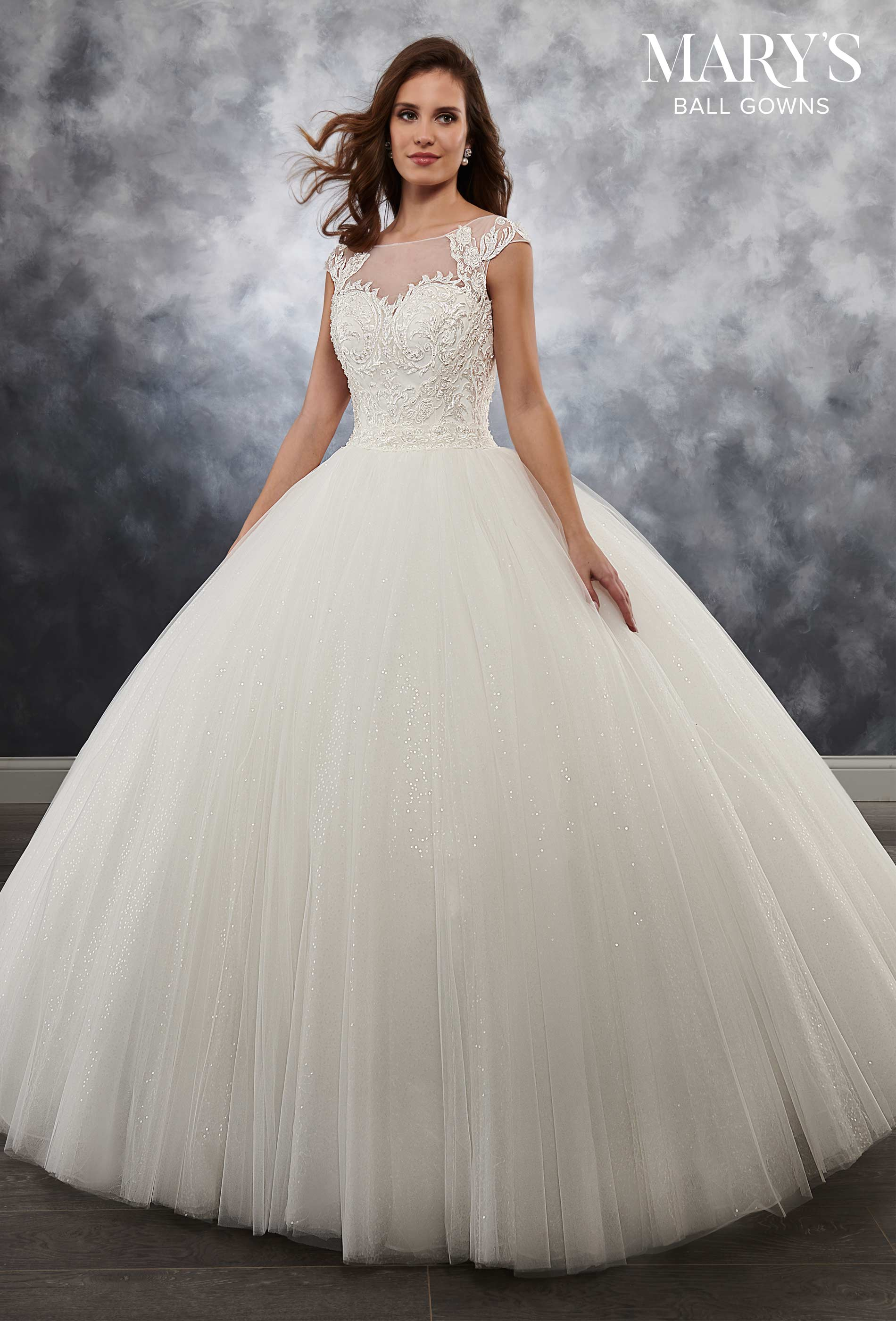 Bridal Ball Gowns | Ball Gowns | Style - MB6025