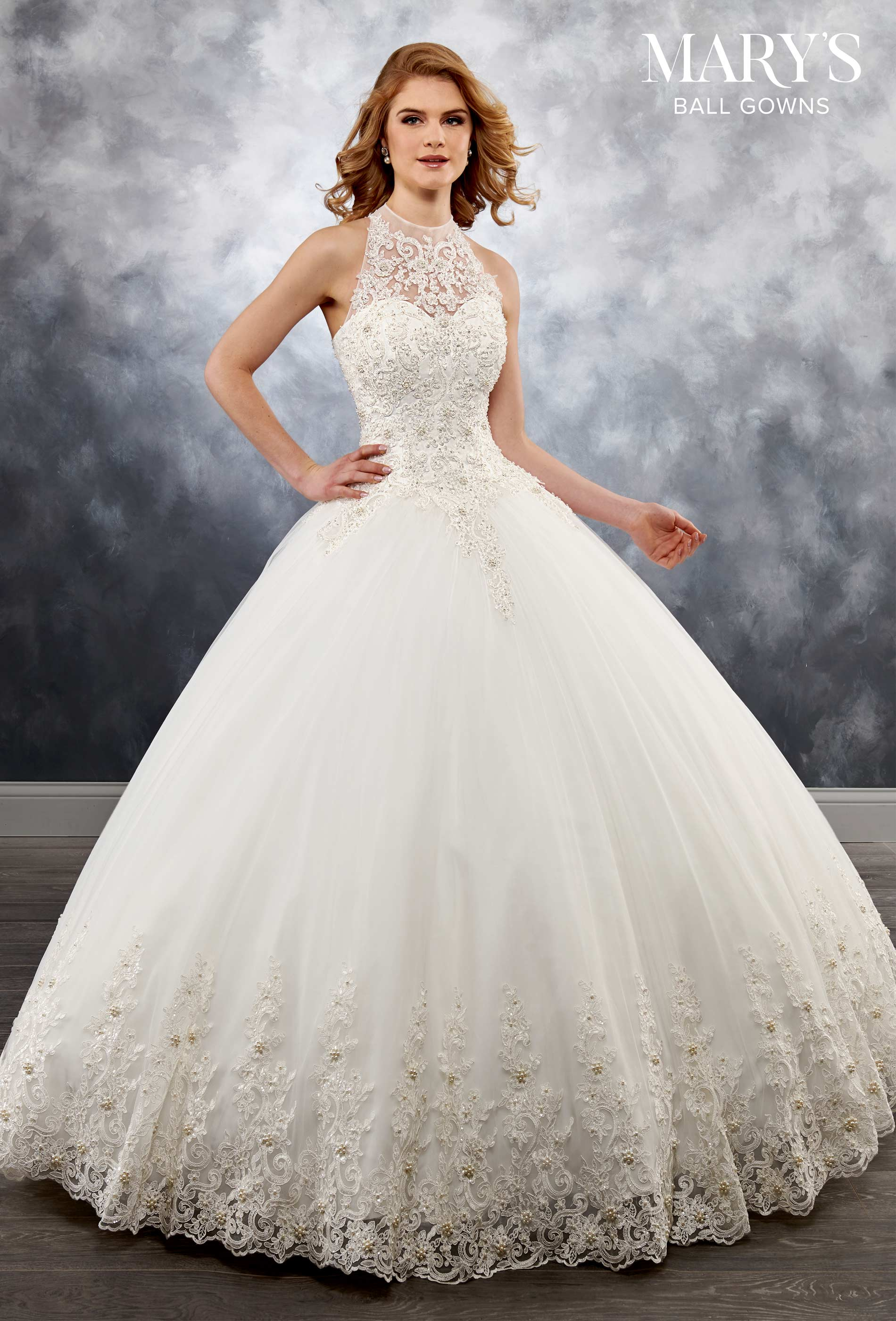 Bridal Ball Gowns | Ball Gowns | Style - MB6026
