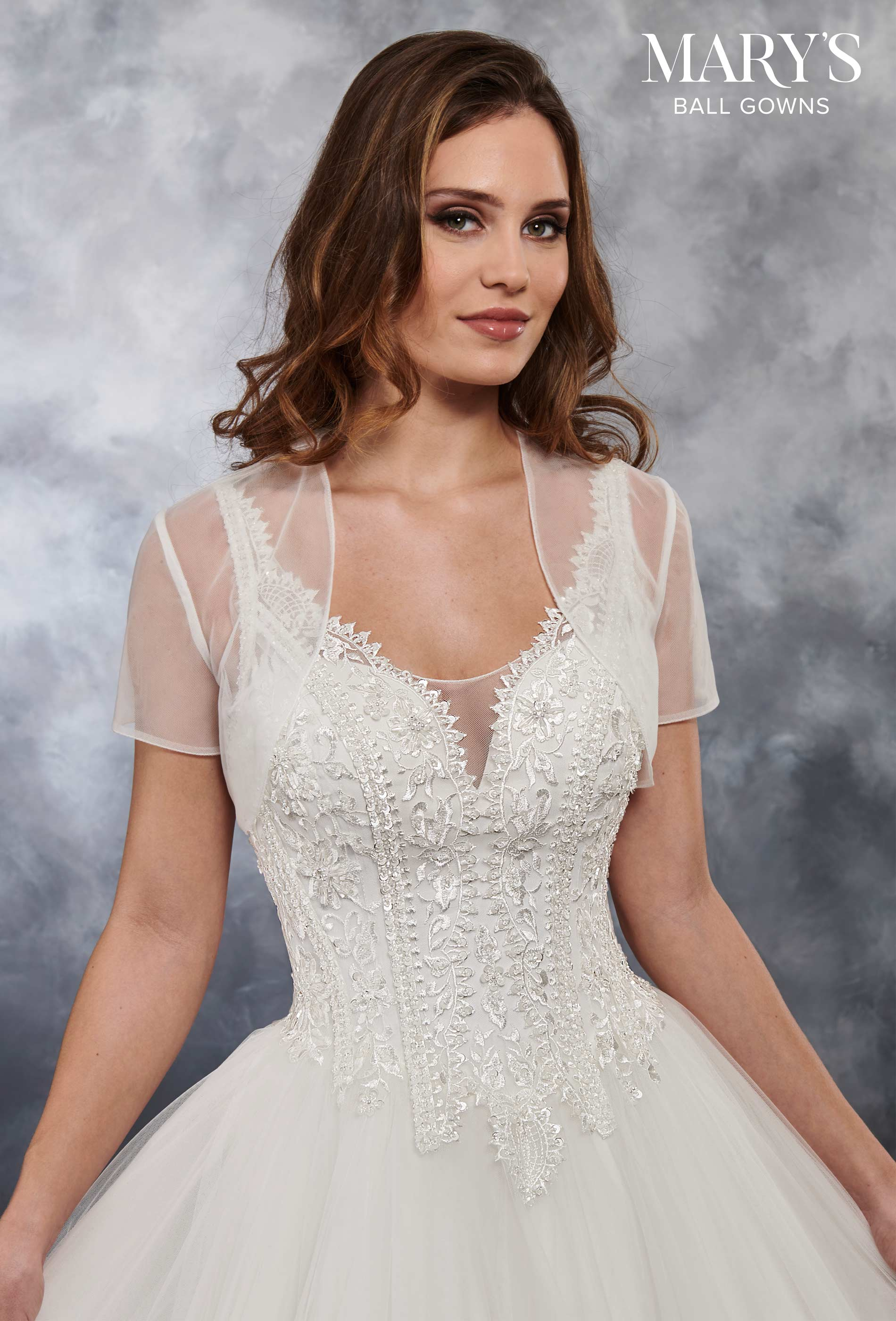 Bridal Ball Gowns | Ball Gowns | Style - MB6027