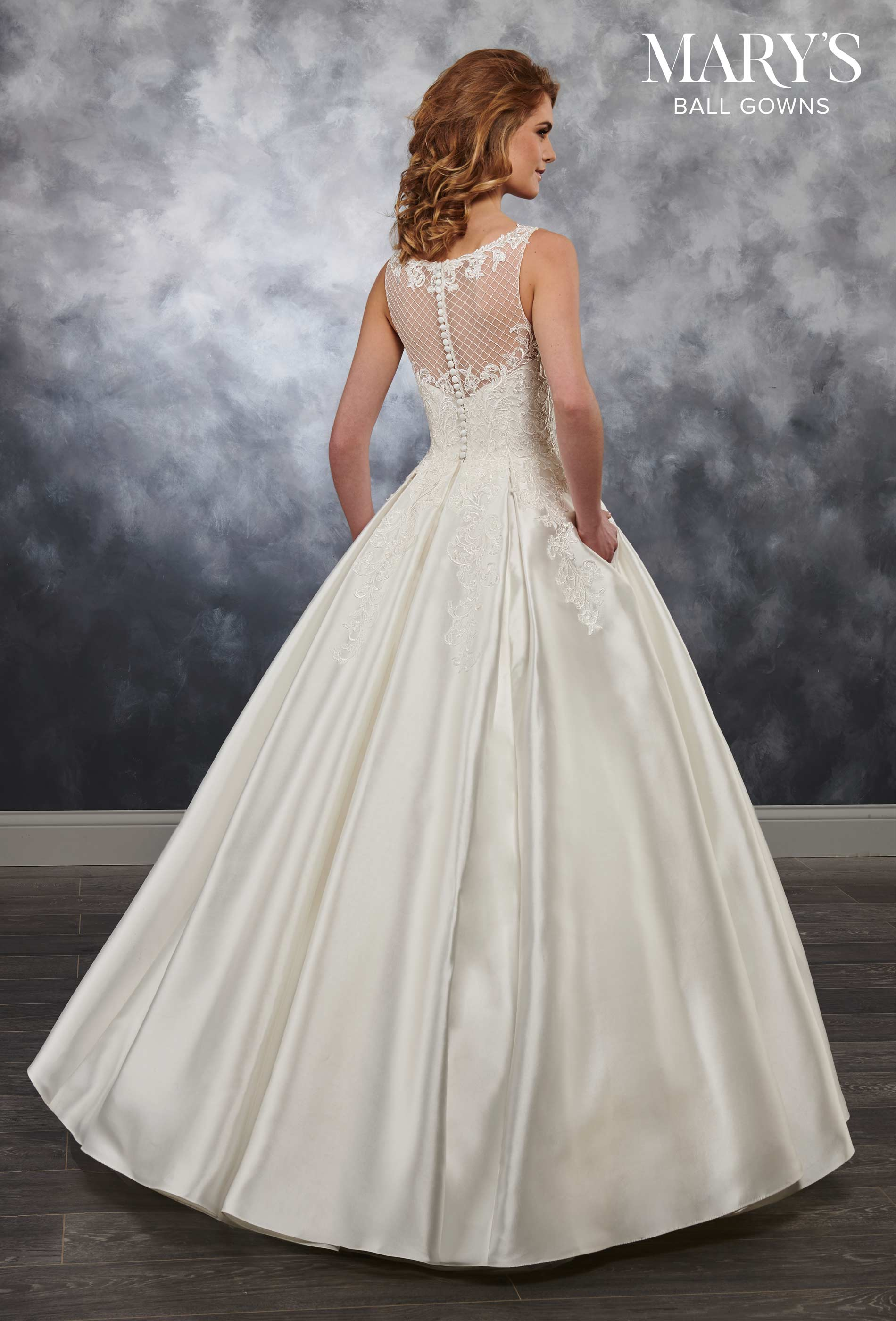 Bridal Ball Gowns | Ball Gowns | Style - MB6028