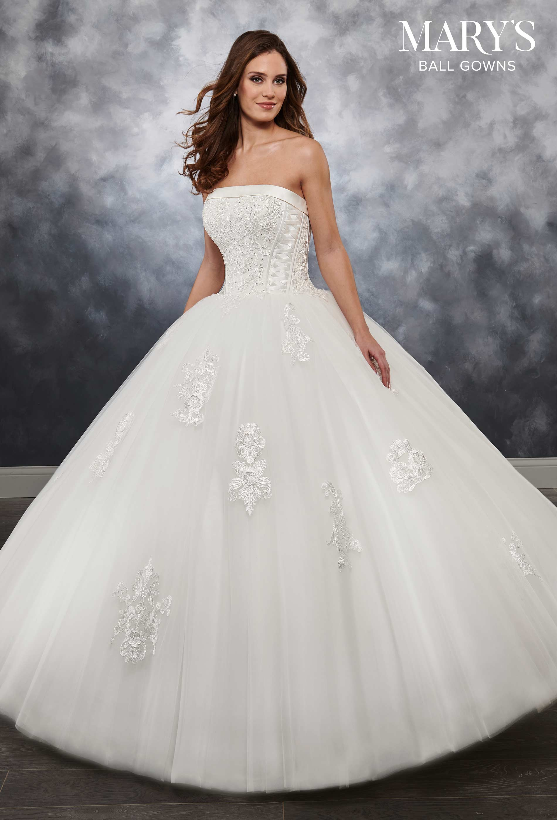 Bridal Ball Gowns | Ball Gowns | Style - MB6029