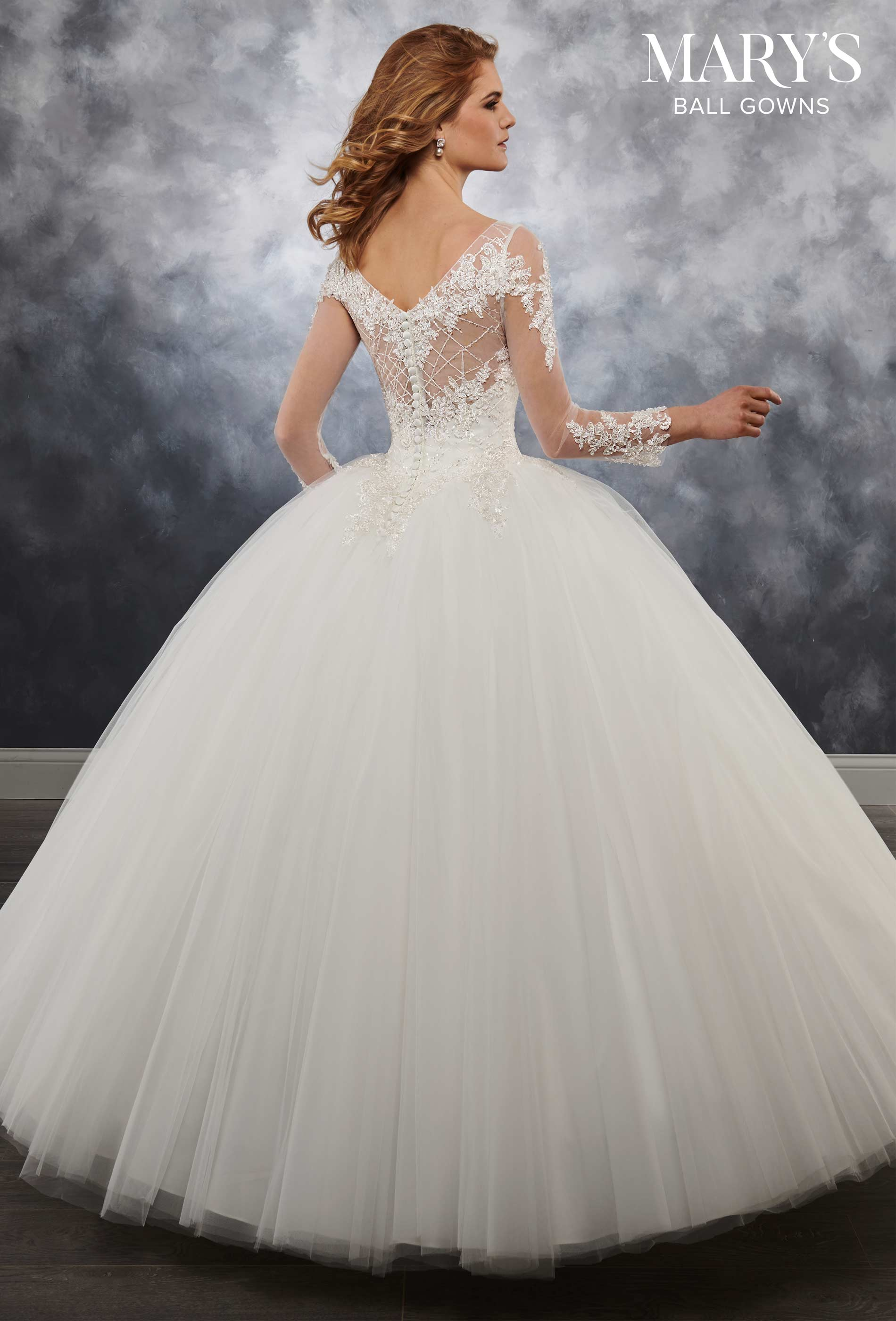 Bridal Ball Gowns | Ball Gowns | Style - MB6030