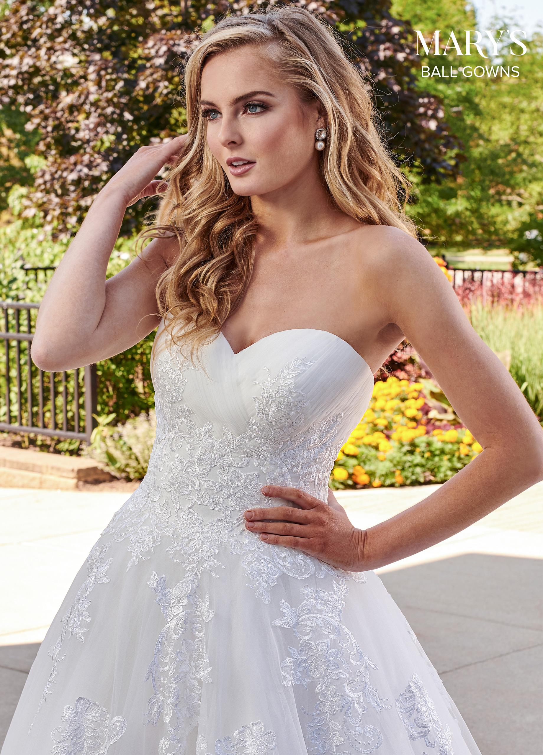 Bridal Ball Gowns | Ball Gowns | Style - MB6032