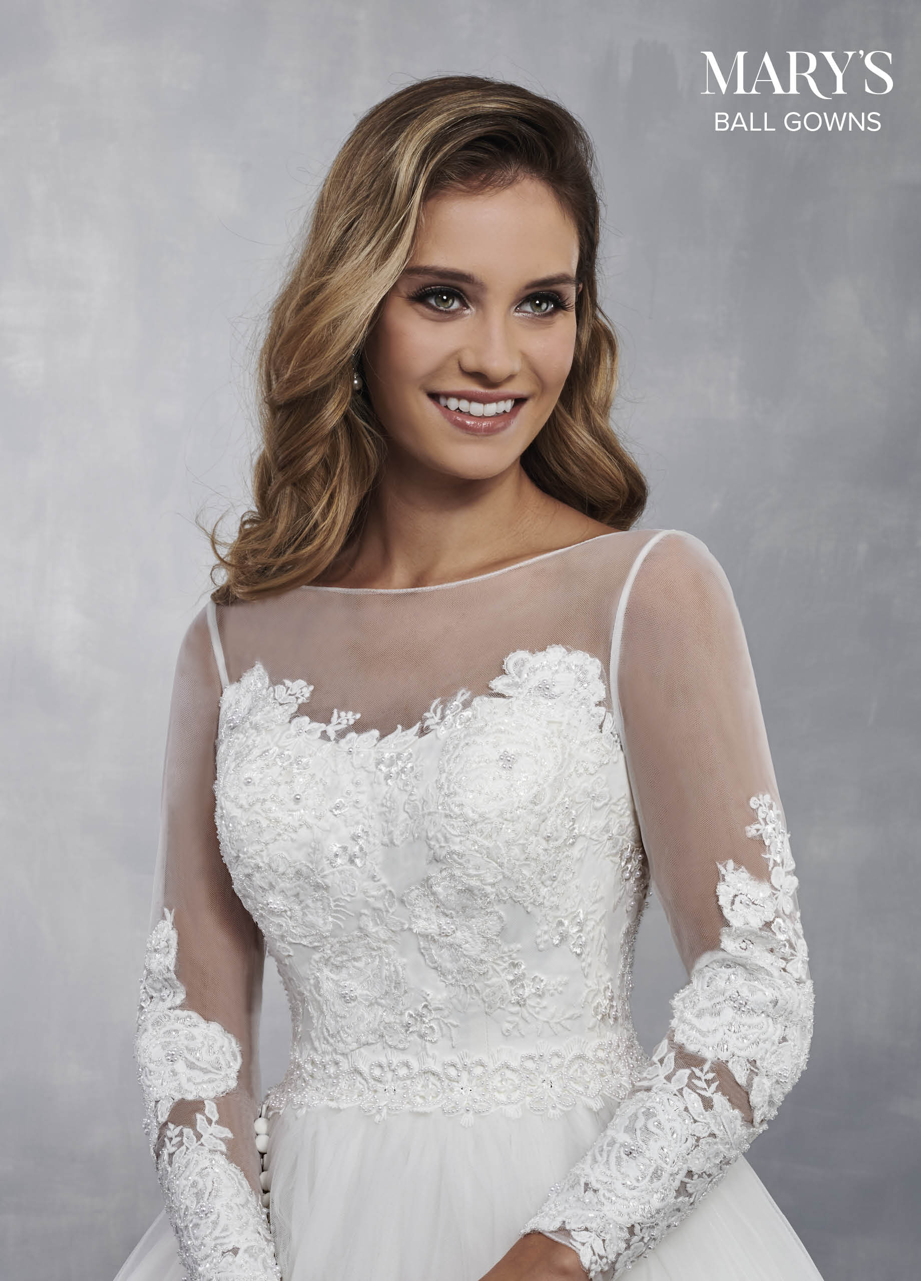 Bridal Ball Gowns | Ball Gowns | Style - MB6033