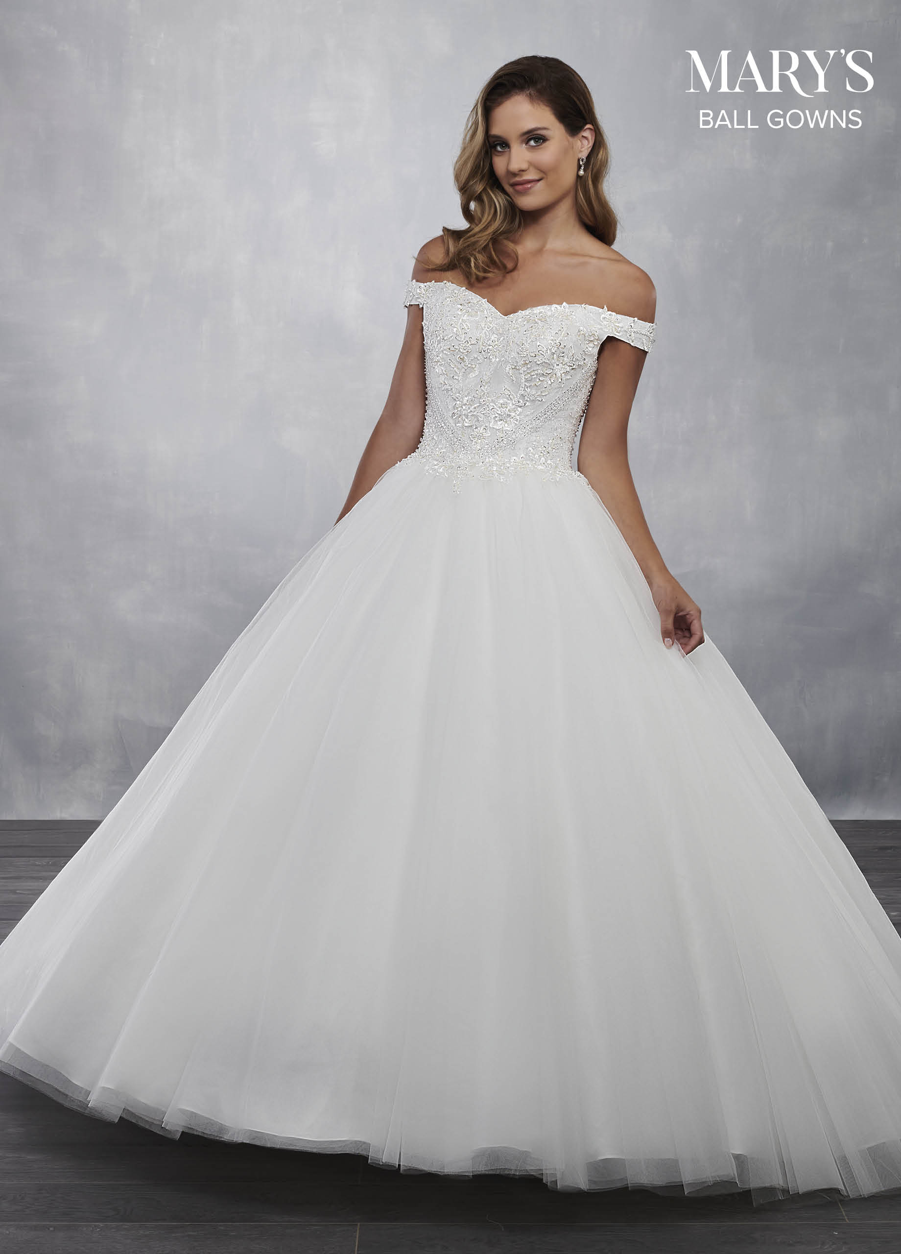 Bridal Ball Gowns | Ball Gowns | Style - MB6035
