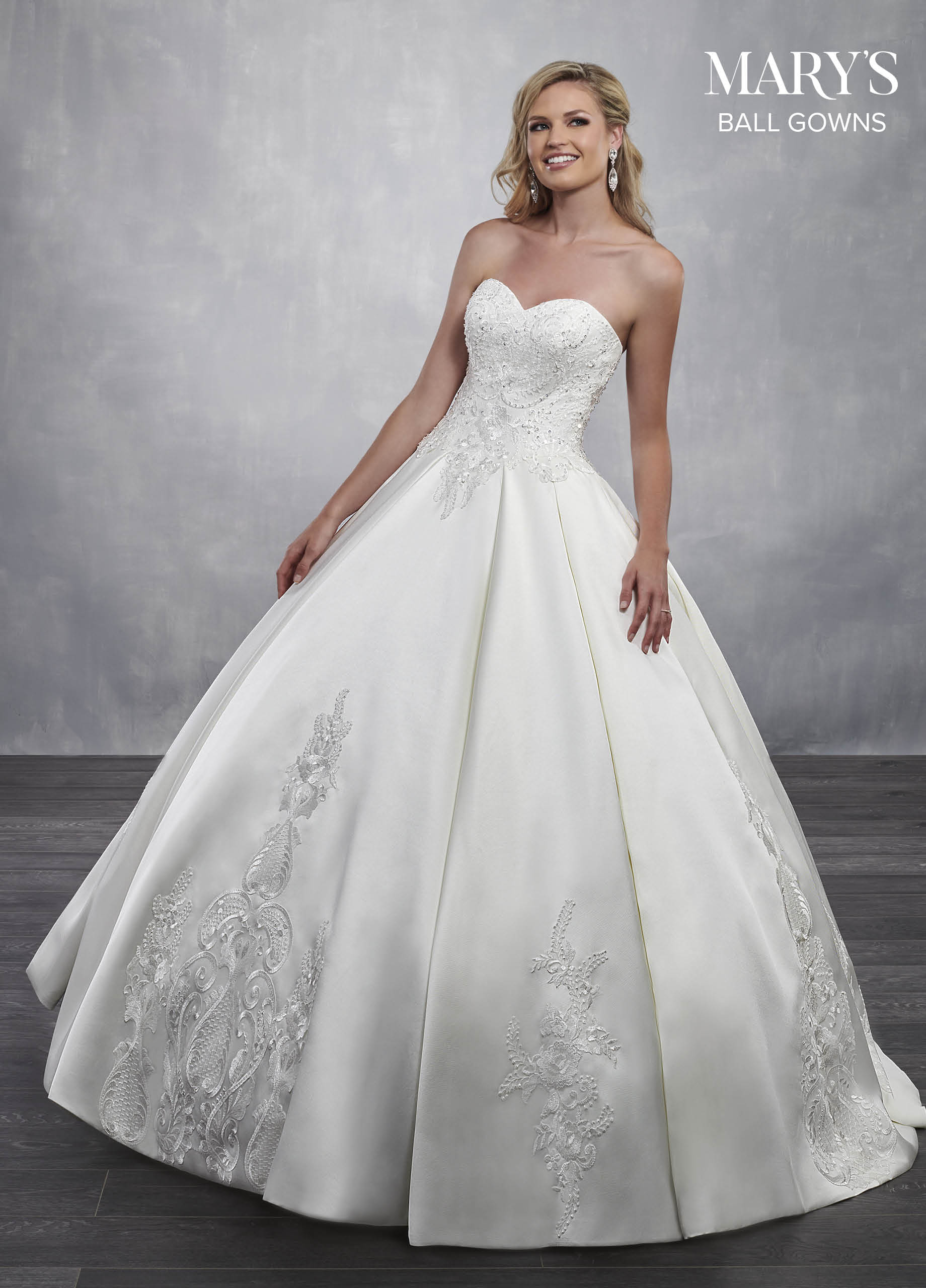 Bridal Ball Gowns | Ball Gowns | Style - MB6036