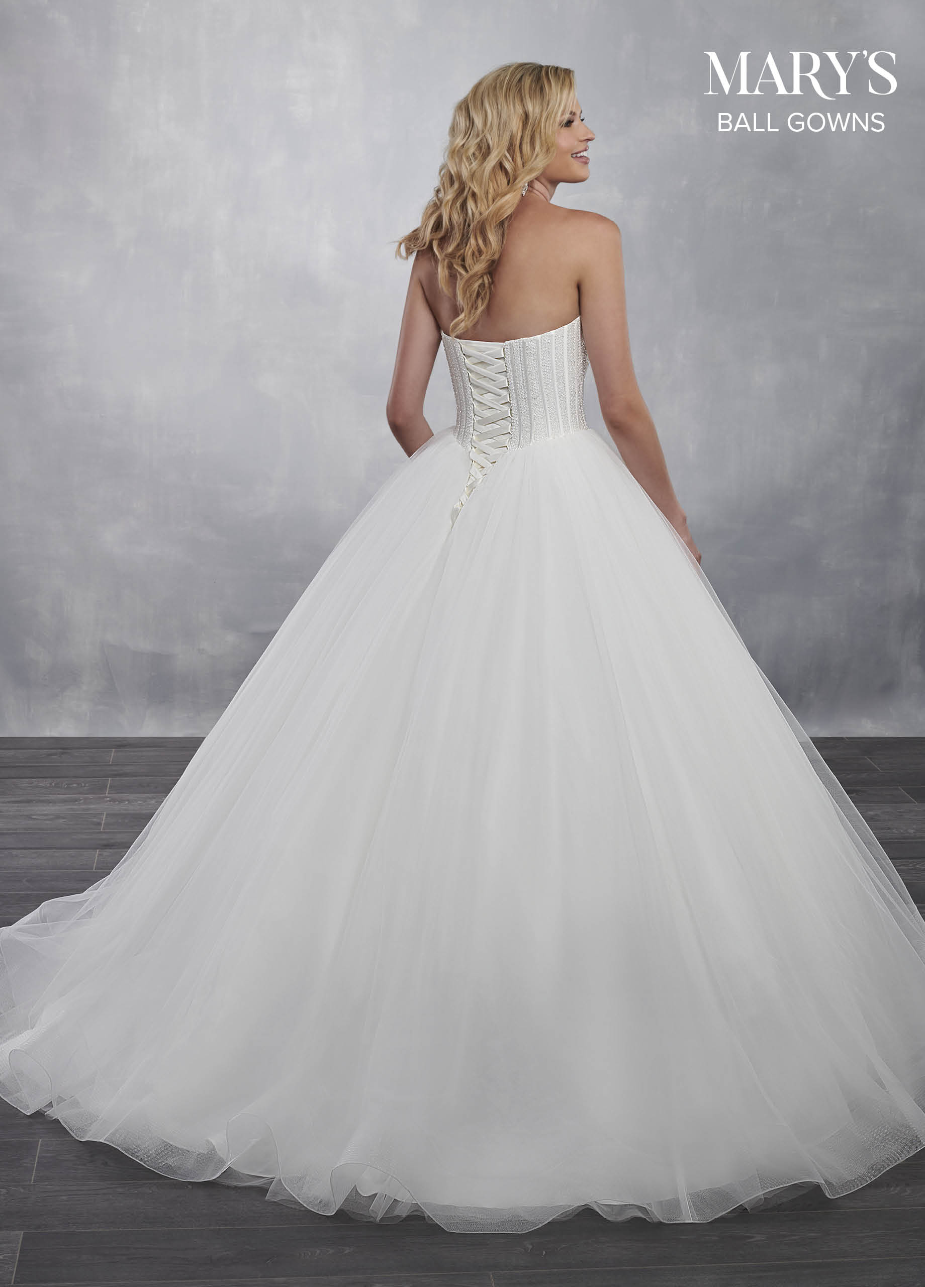 Bridal Ball Gowns | Ball Gowns | Style - MB6038