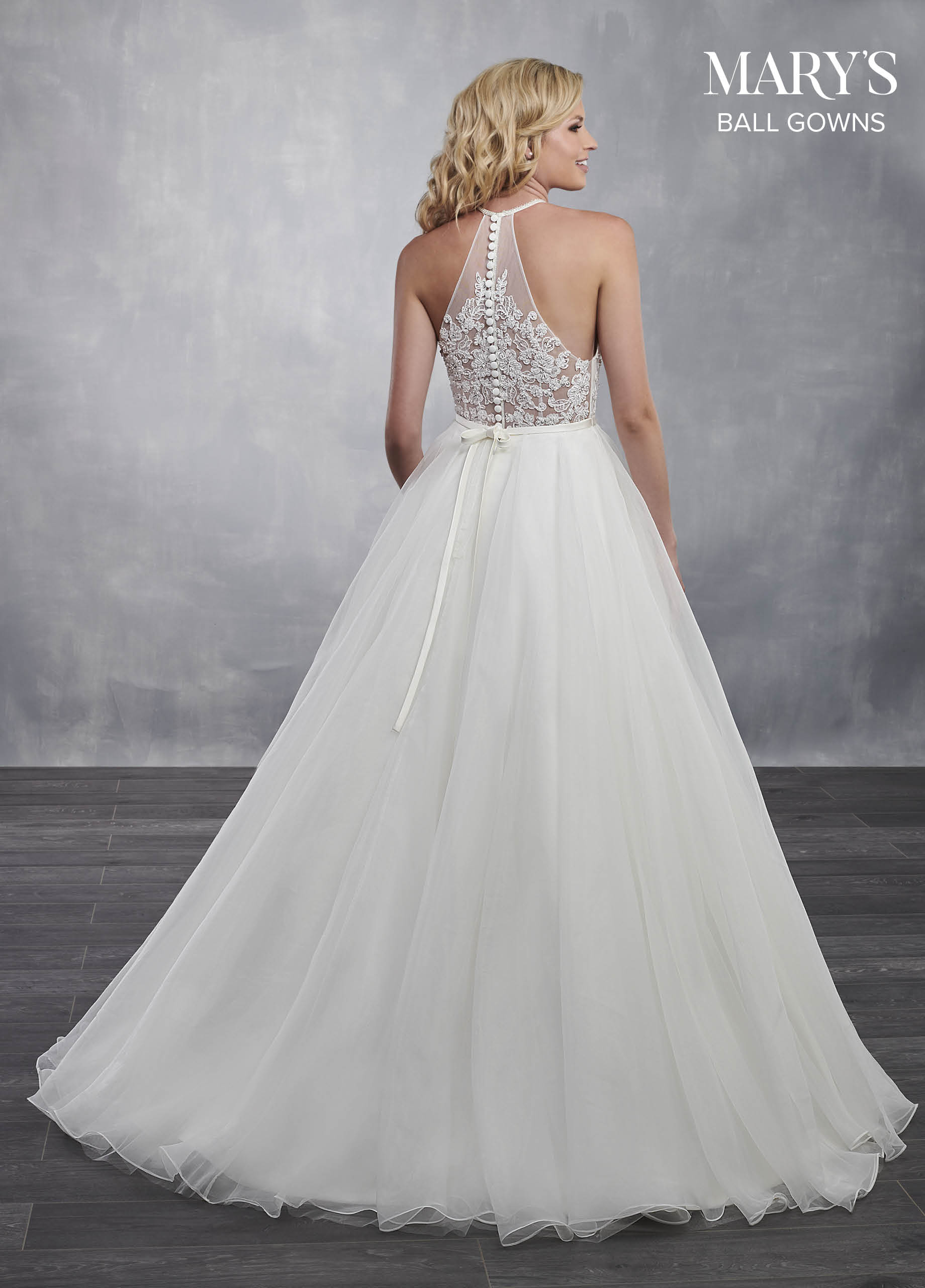 Bridal Ball Gowns | Ball Gowns | Style - MB6040