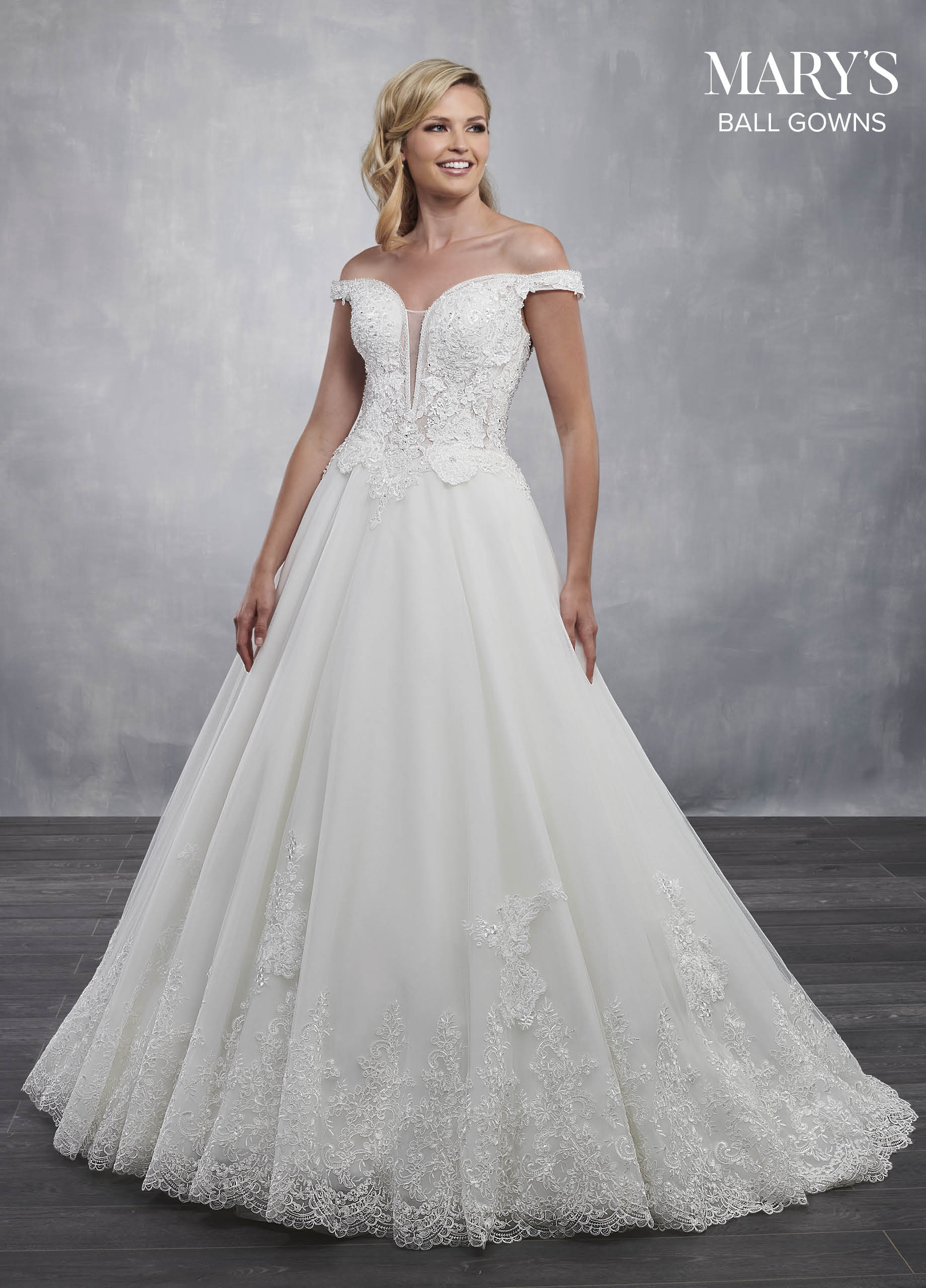 Bridal Ball Gowns | Ball Gowns | Style - MB6042